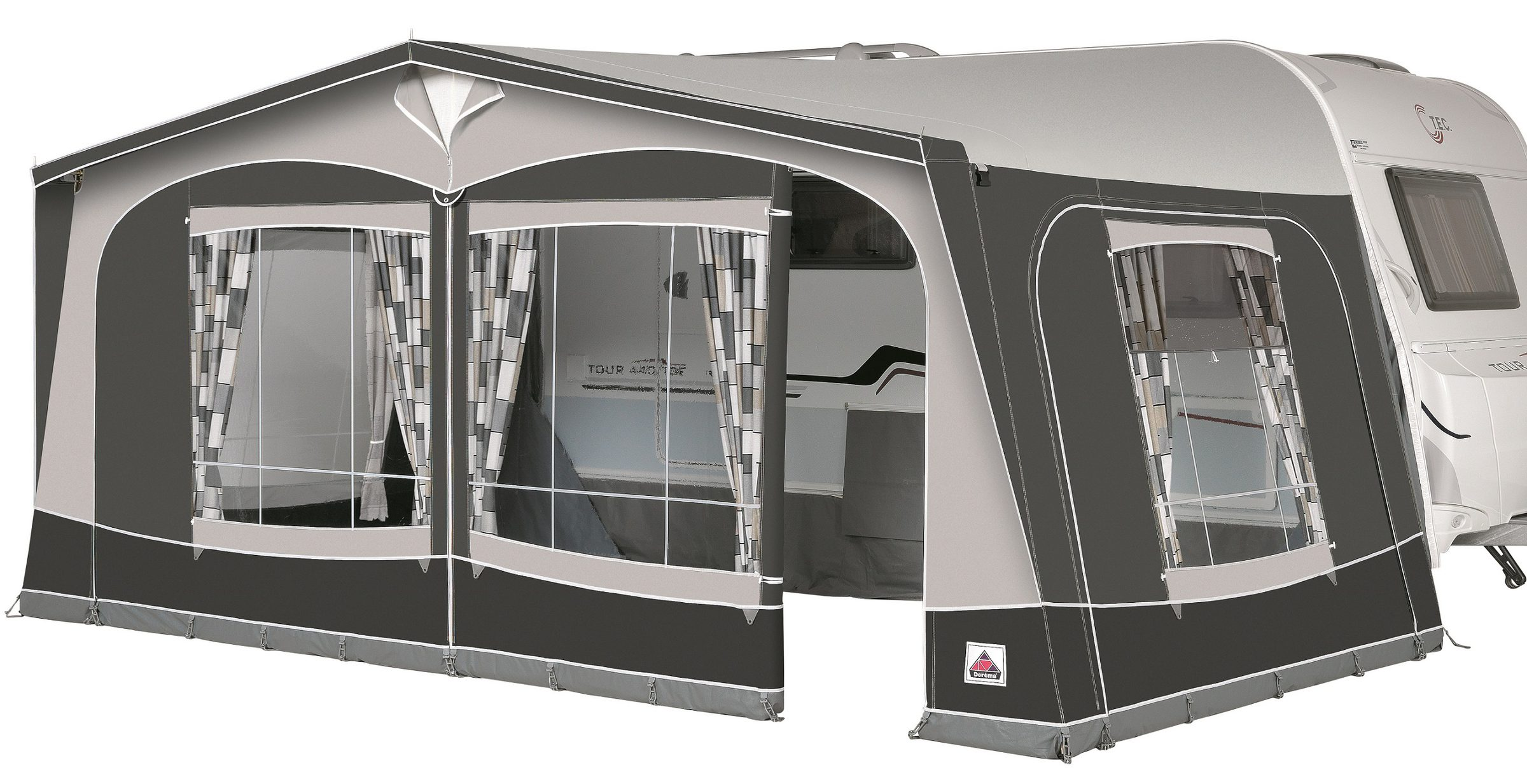 Dorema Garda XL 270 Caravan Awning 2016
