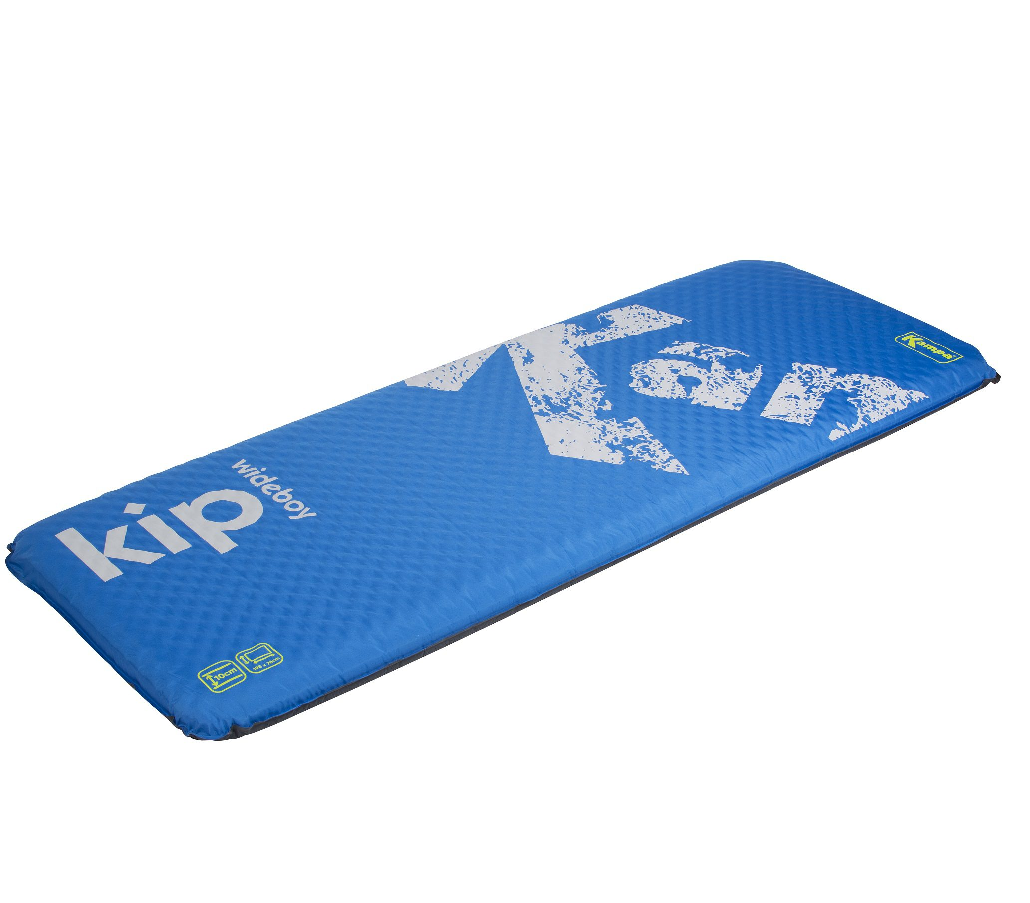 Kampa Kip Wideboy 10 Self Inflating Mattress - 335080