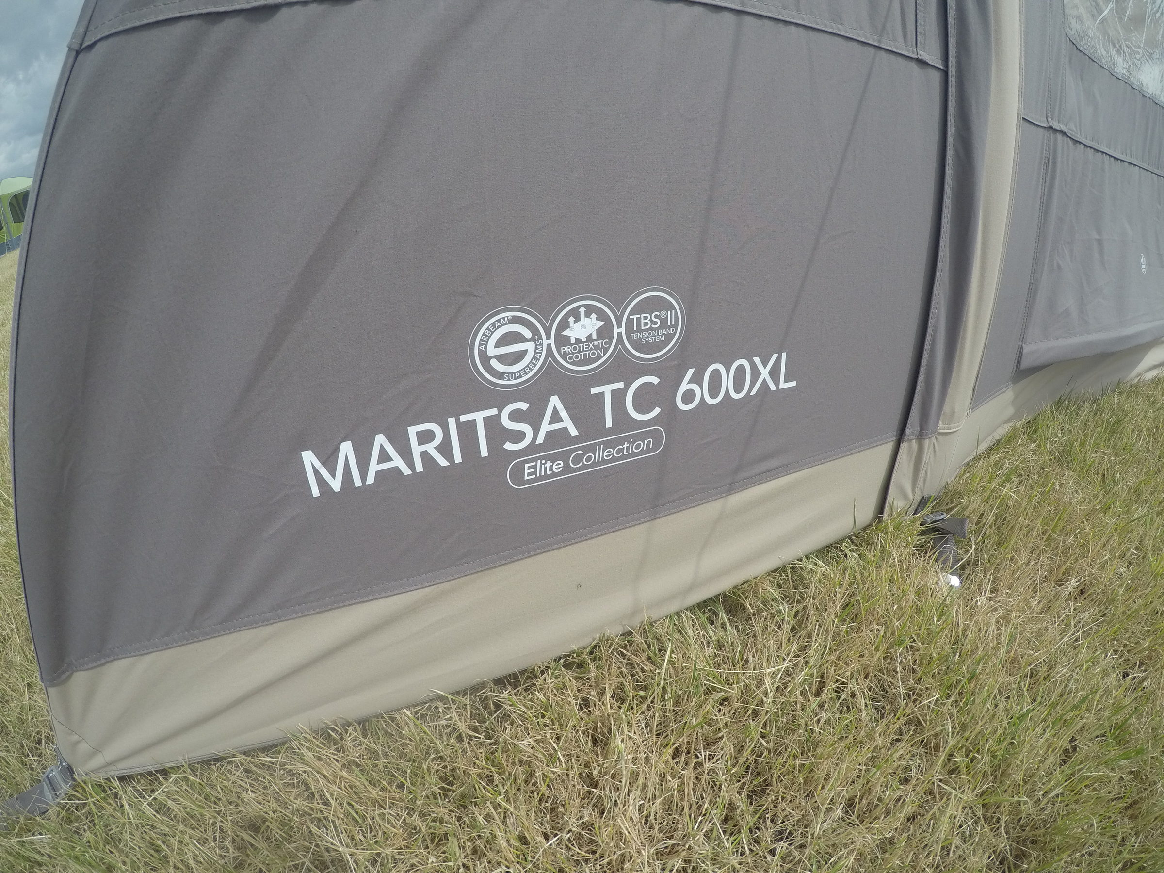 Vango Maritsa Tc 600Xl Airbeam Tent 20181