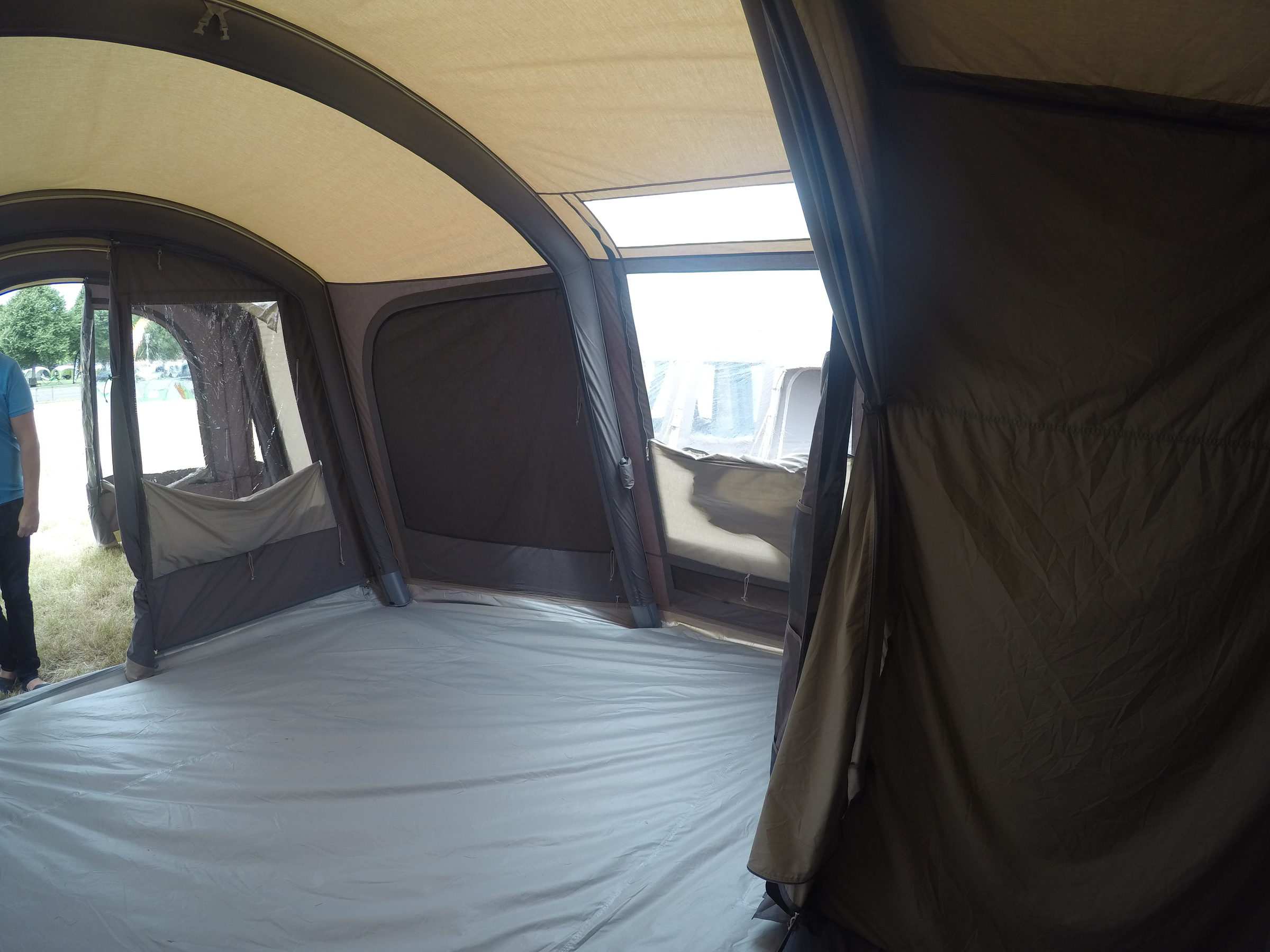 Vango Maritsa Tc 600Xl Airbeam Tent 201810