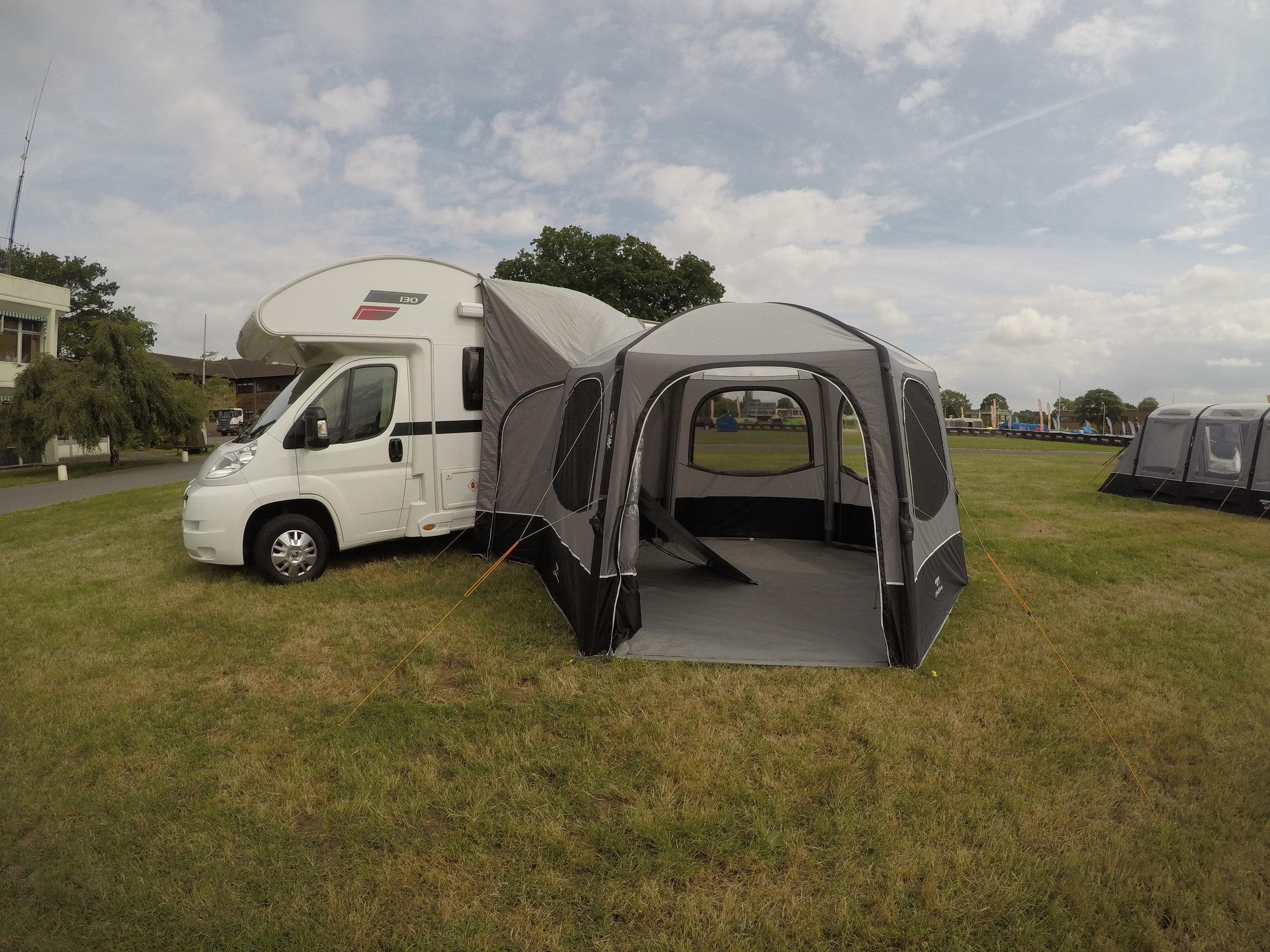 awnings quality awning fiamma products motorhome caravan white polar