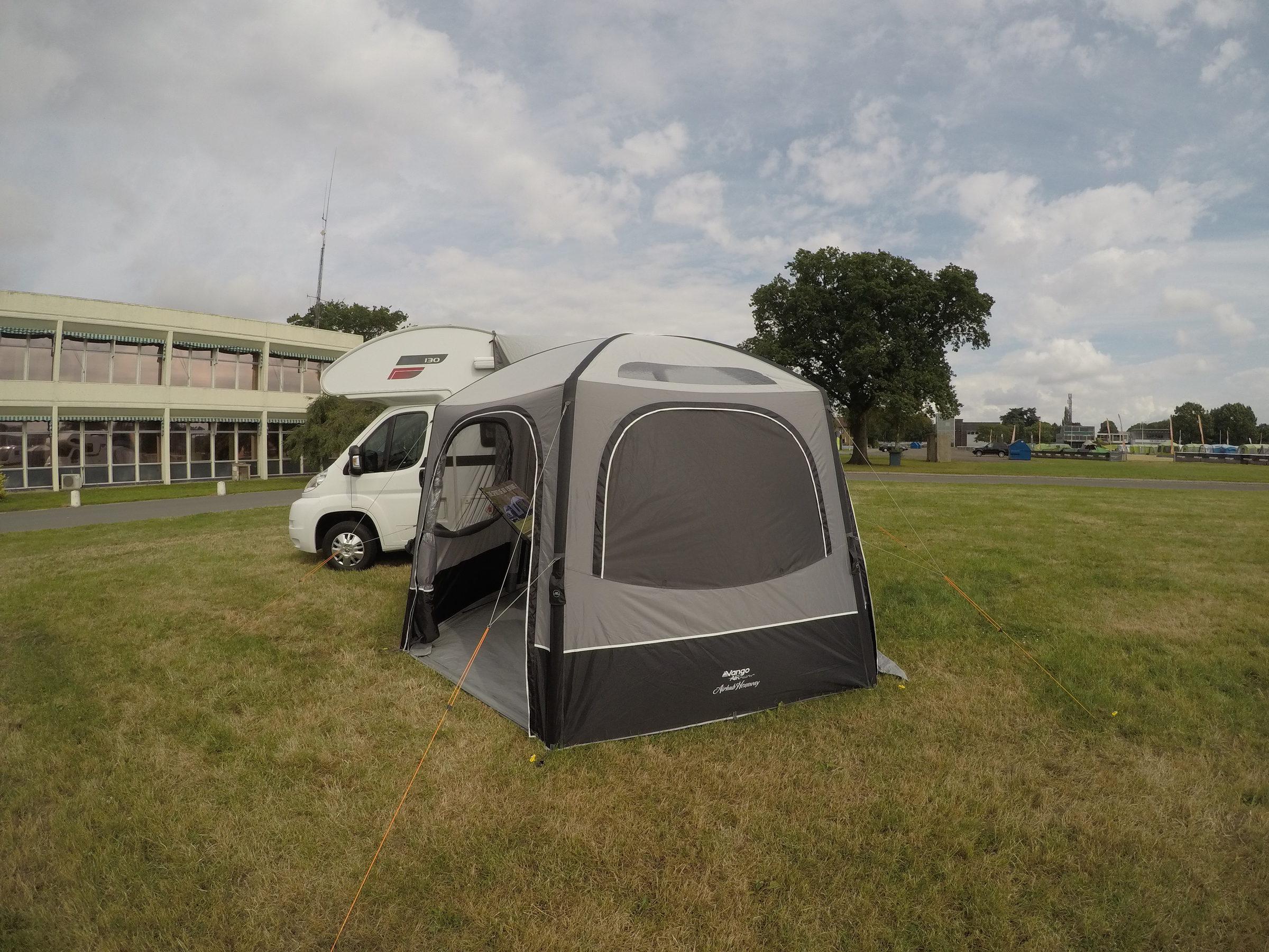 Vango Airhub Hexaway Driveaway Awning 20183