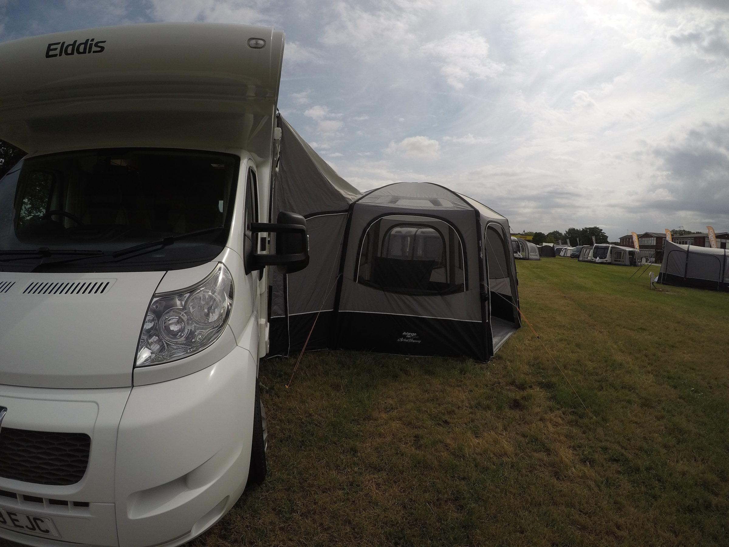 Vango Airhub Hexaway Driveaway Awning 20187