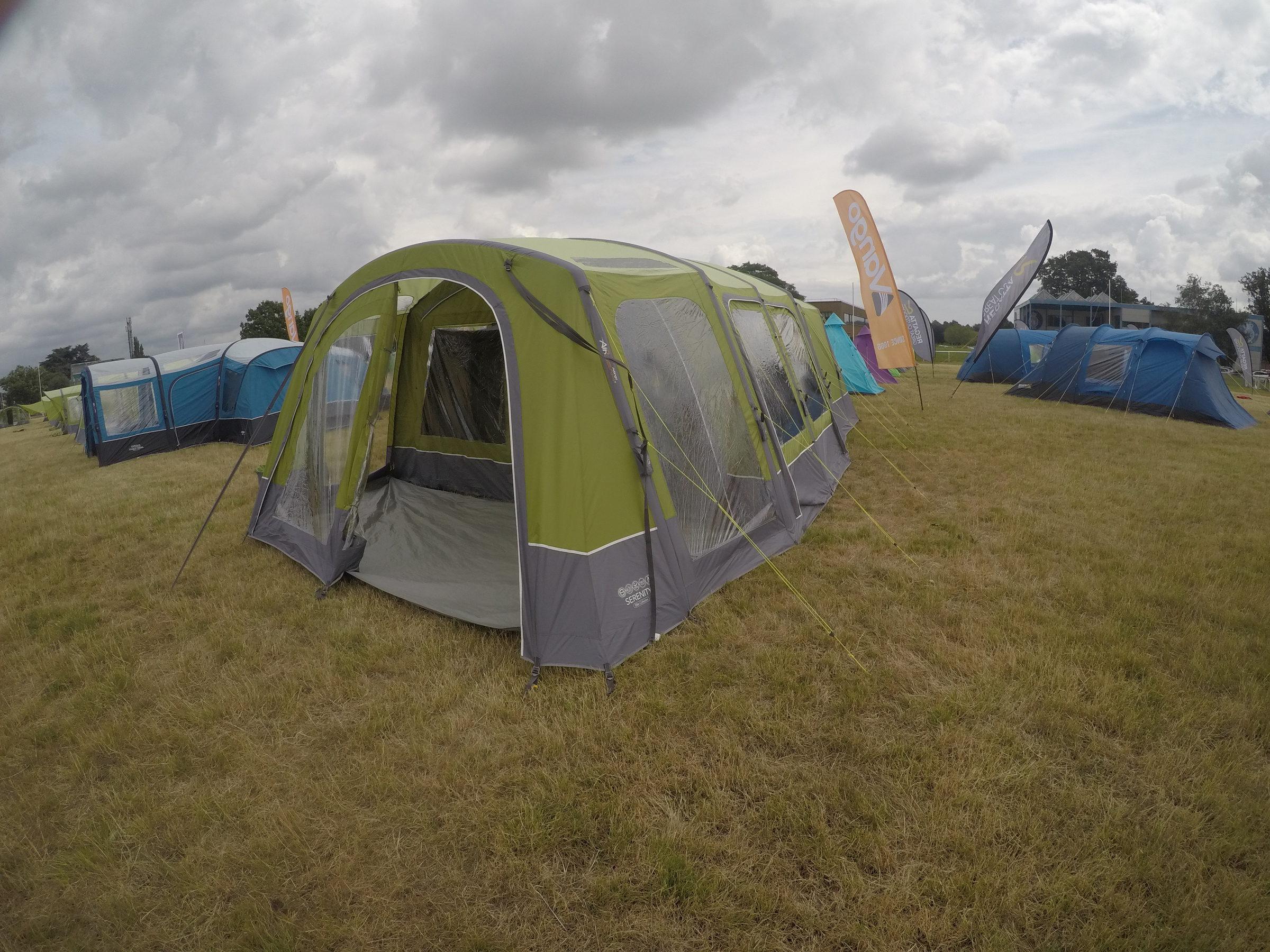 Vango Serenity Airbeam Tent 20181
