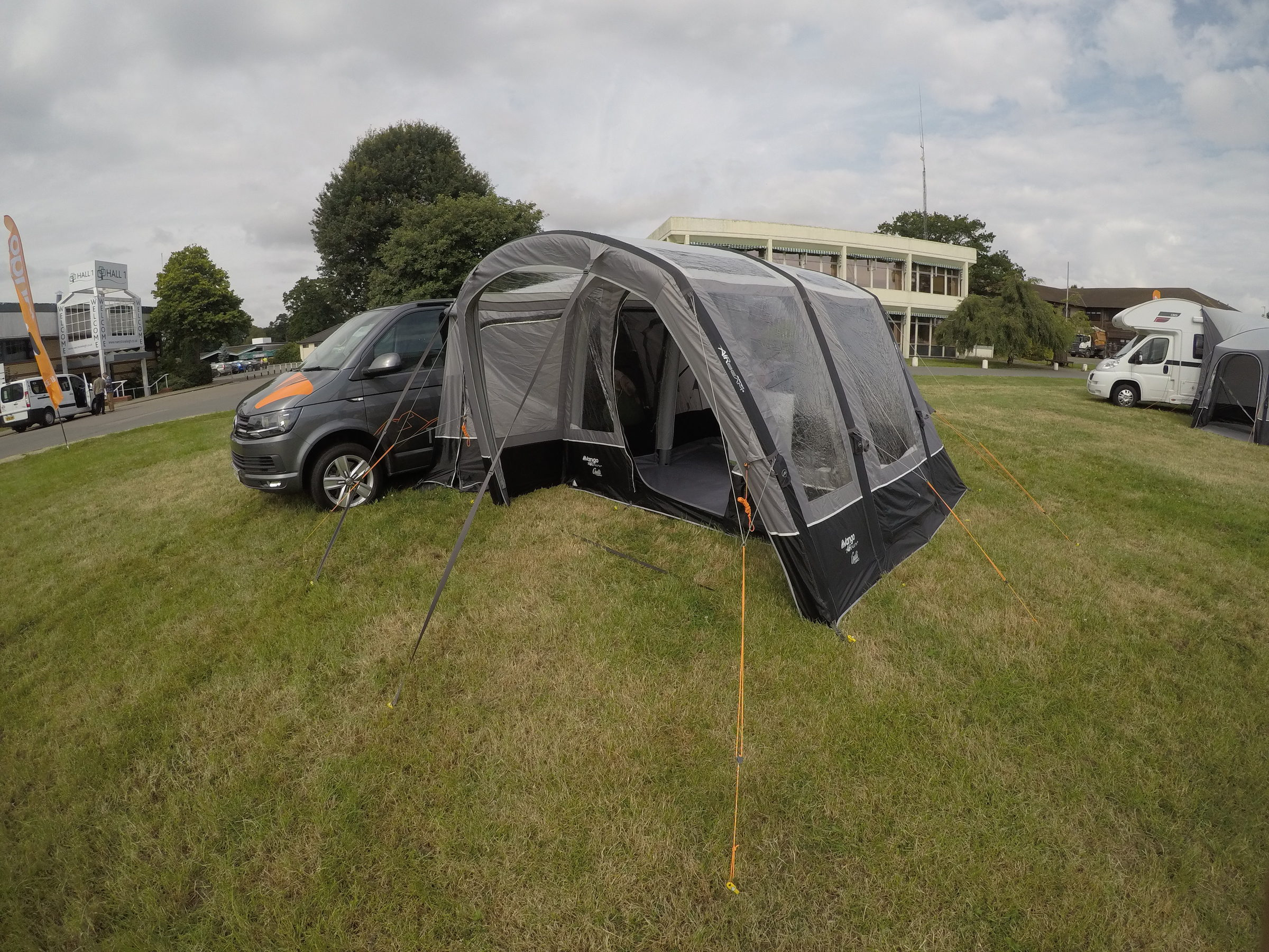 Vango Galli Compact Driveaway Awning 20181