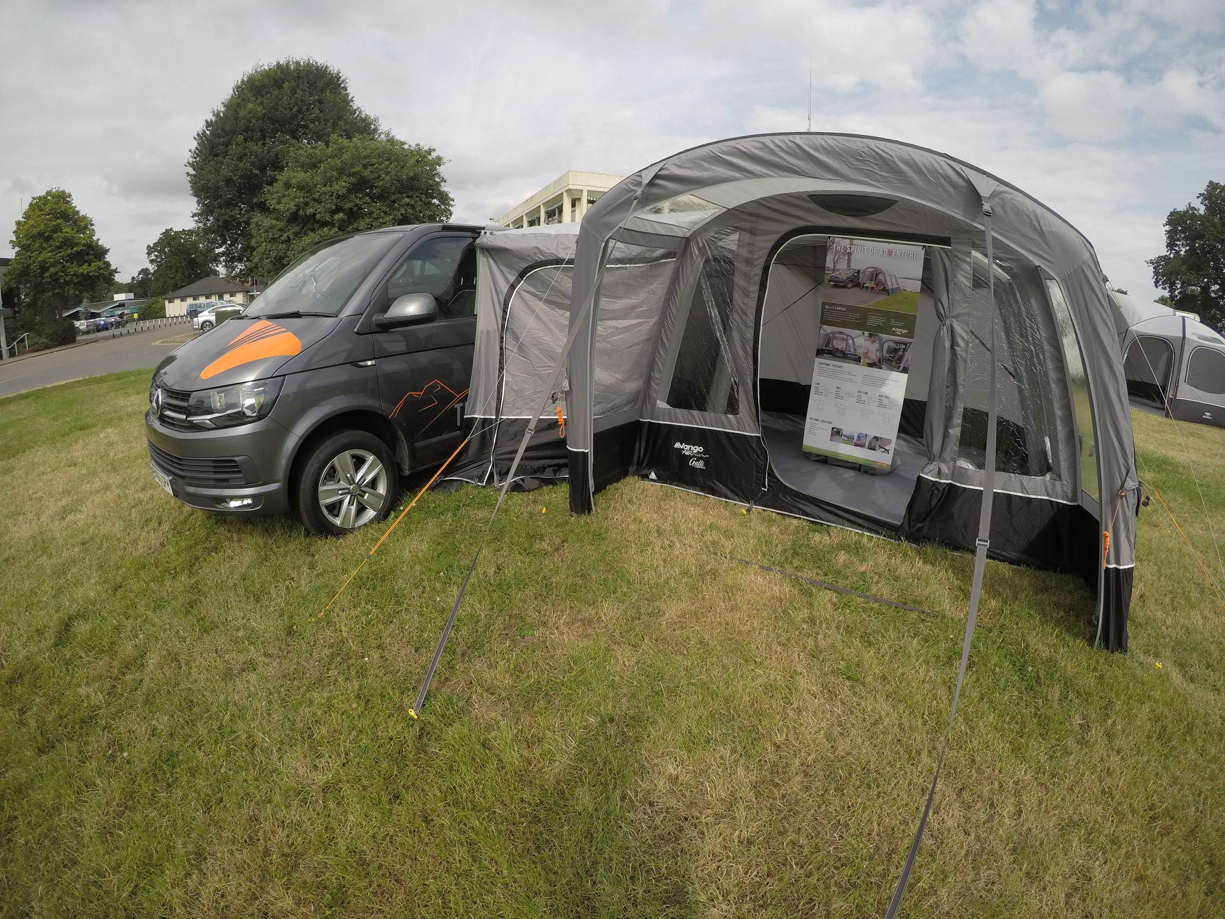 Vango Galli Compact Driveaway Awning 20182