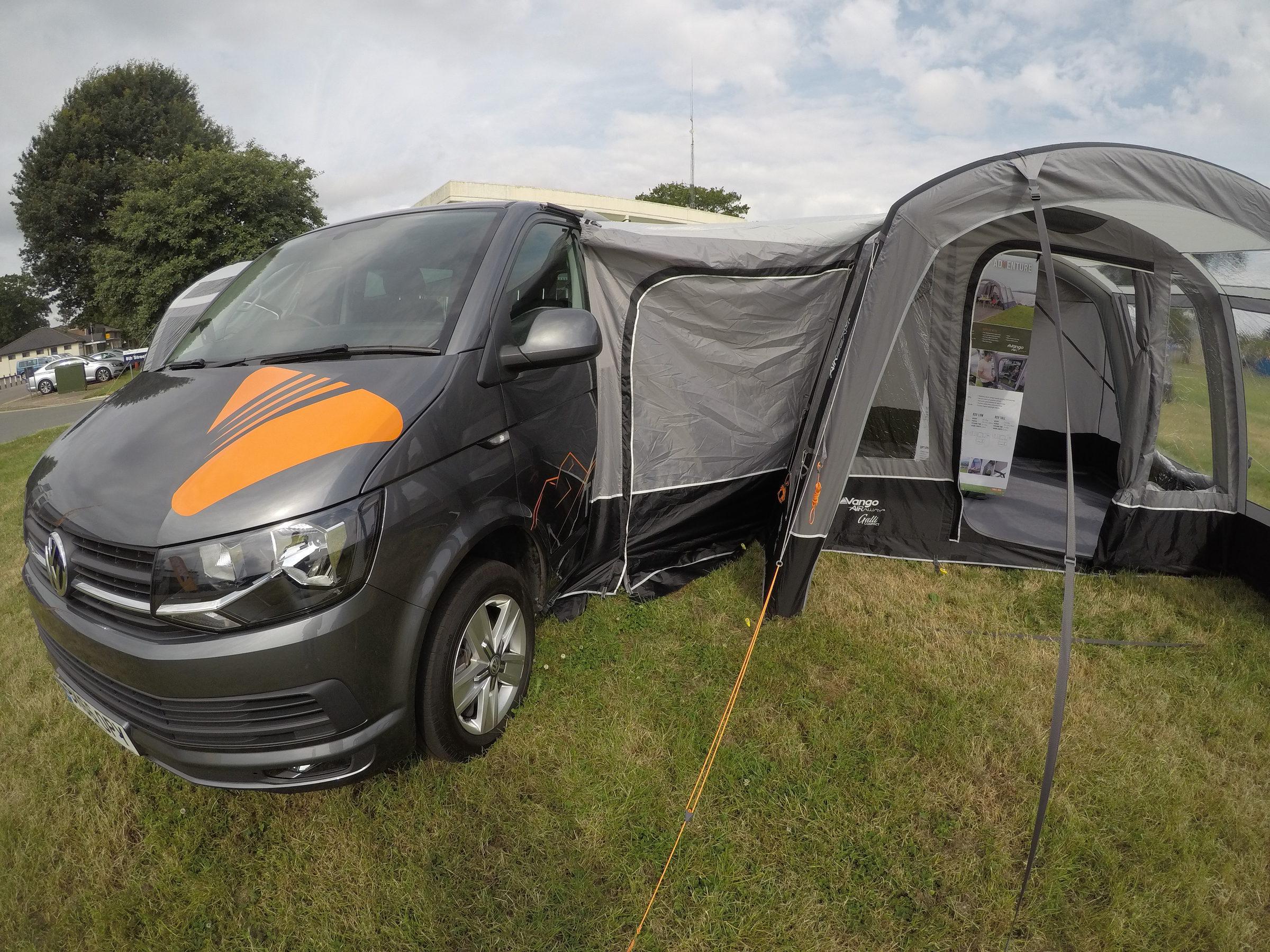 Vango Galli Compact Driveaway Awning 20183