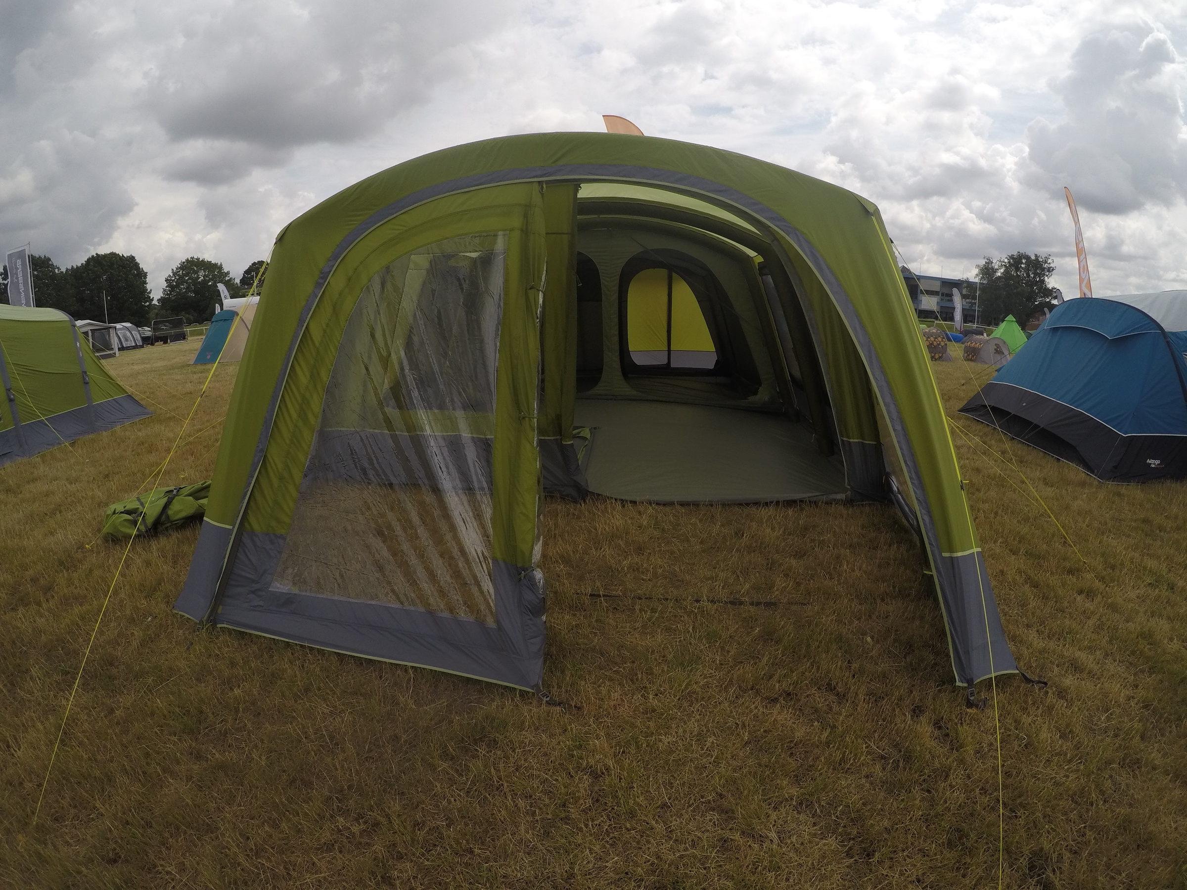 Vango Verona 600Xl Airbeam Tent 20182