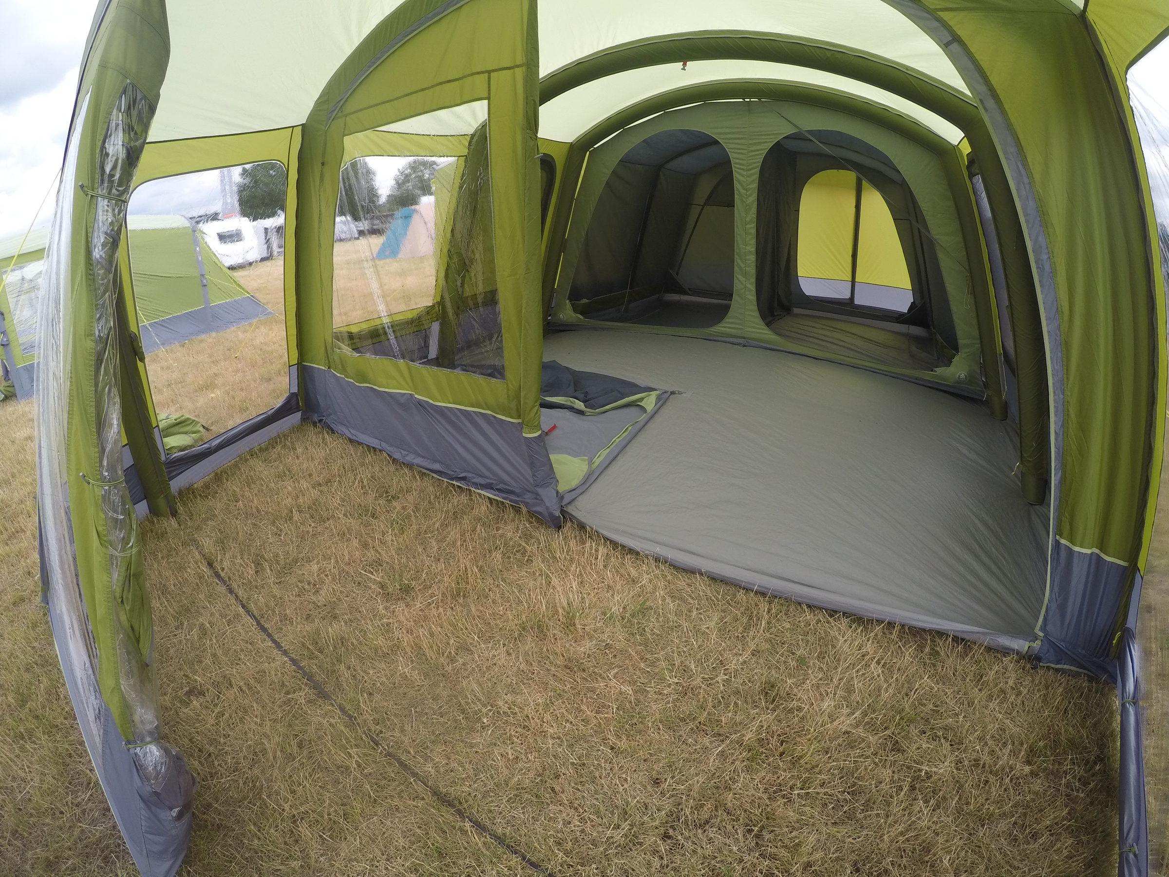 Vango Verona 600Xl Airbeam Tent 20183