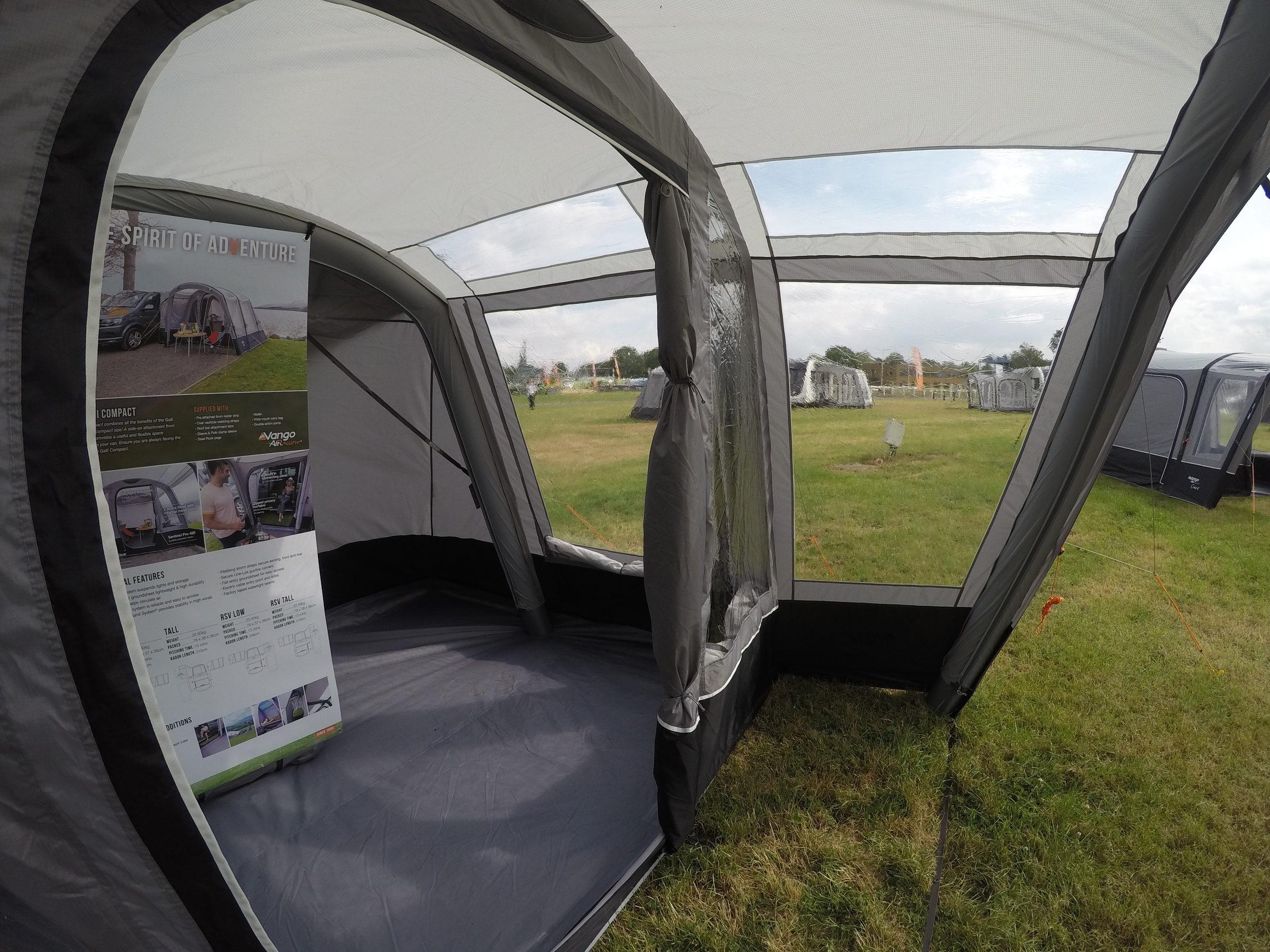 Vango Galli Compact Driveaway Awning 20187
