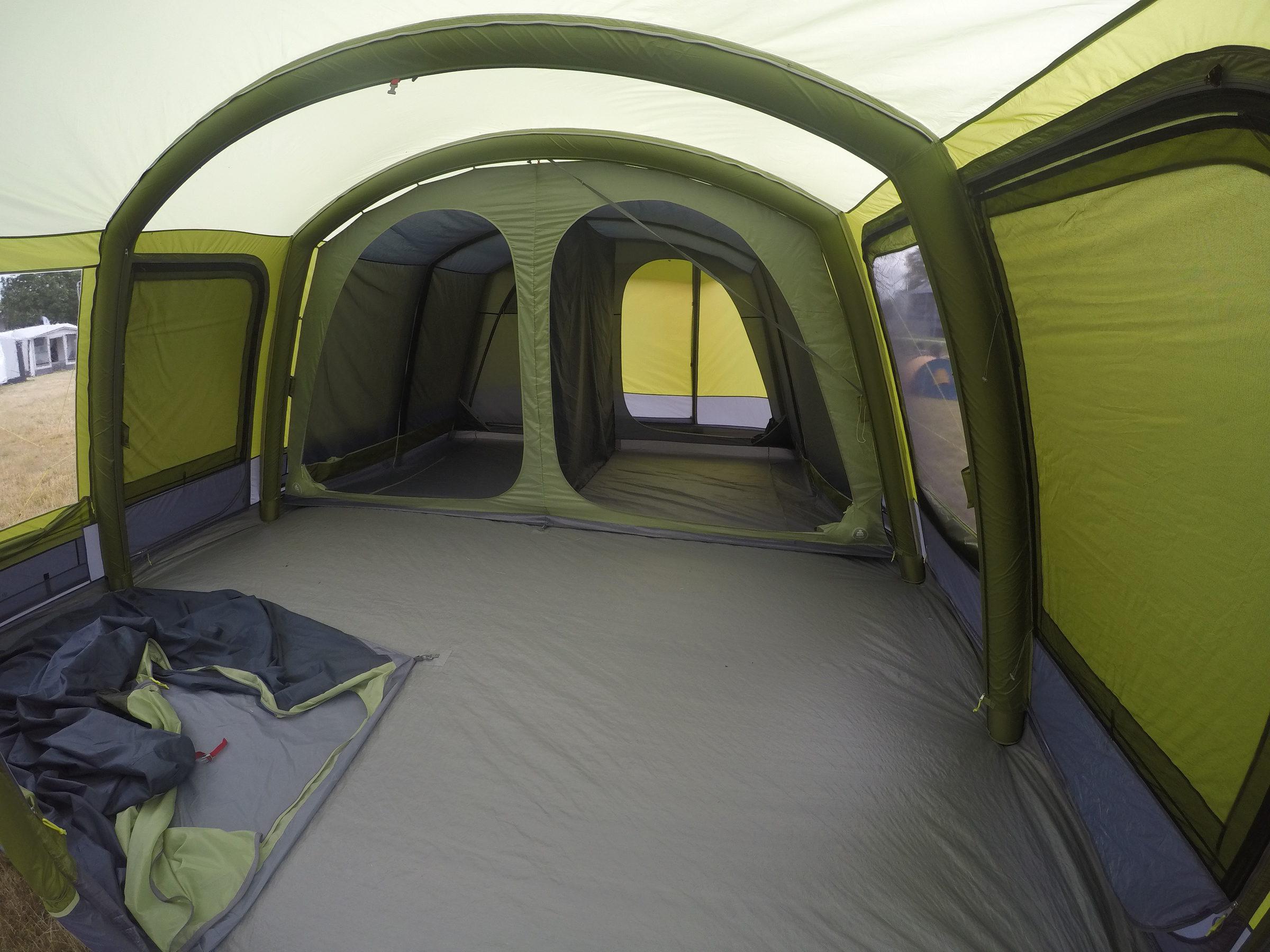 Vango Verona 600Xl Airbeam Tent 20184