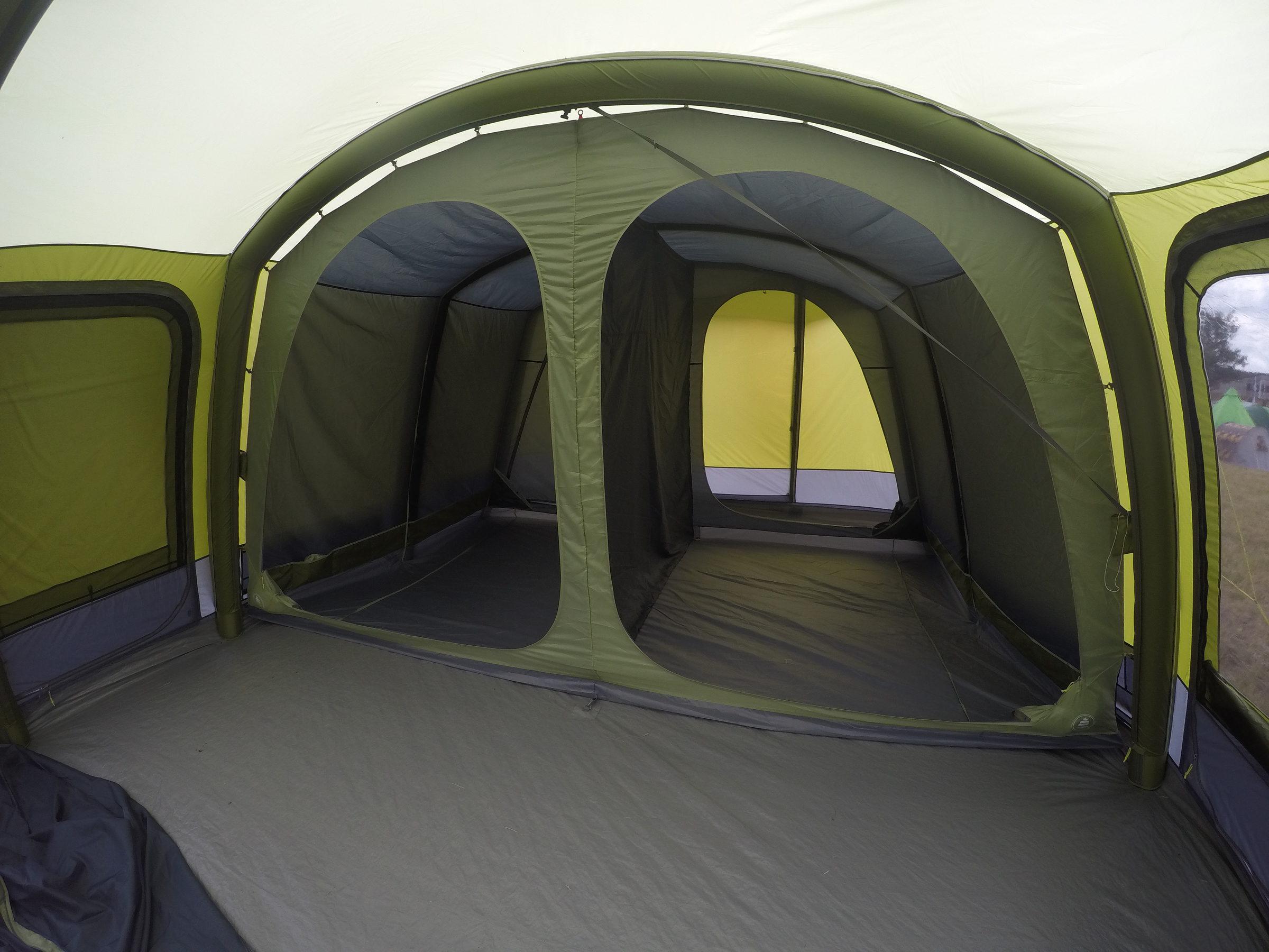 Vango Verona 600Xl Airbeam Tent 20185