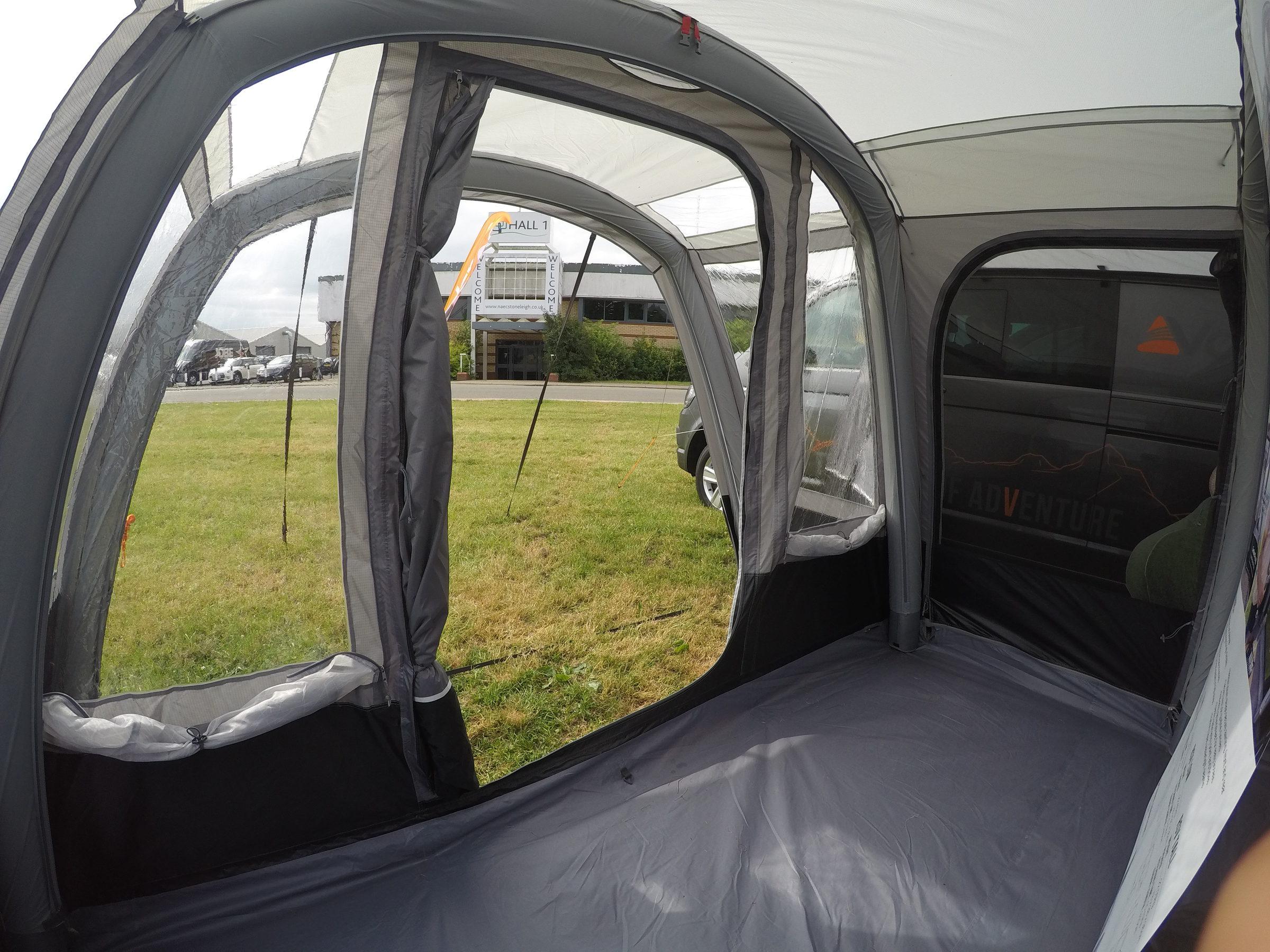 Vango Galli Compact Driveaway Awning 20189