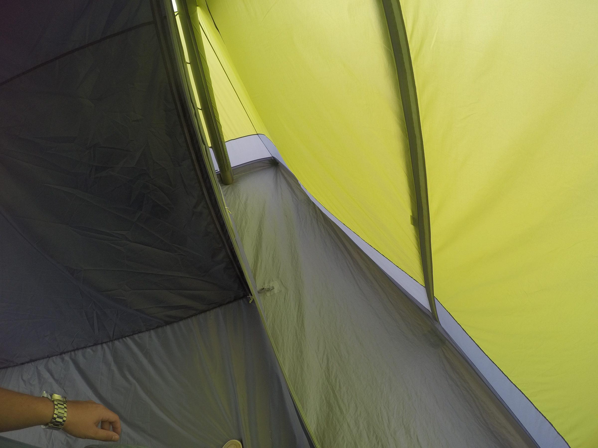 Vango Verona 600Xl Airbeam Tent 20186