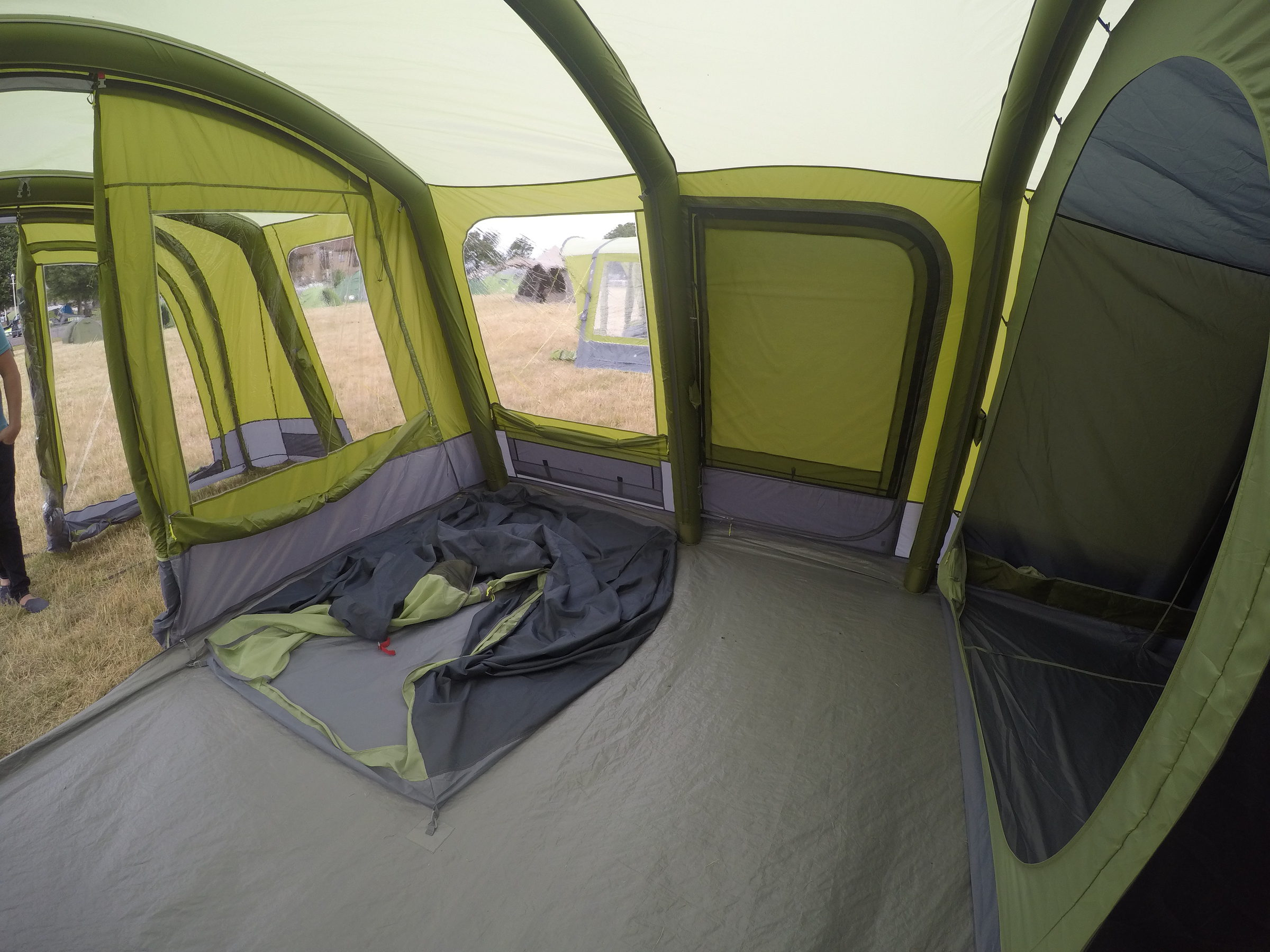 Vango Verona 600Xl Airbeam Tent 20187
