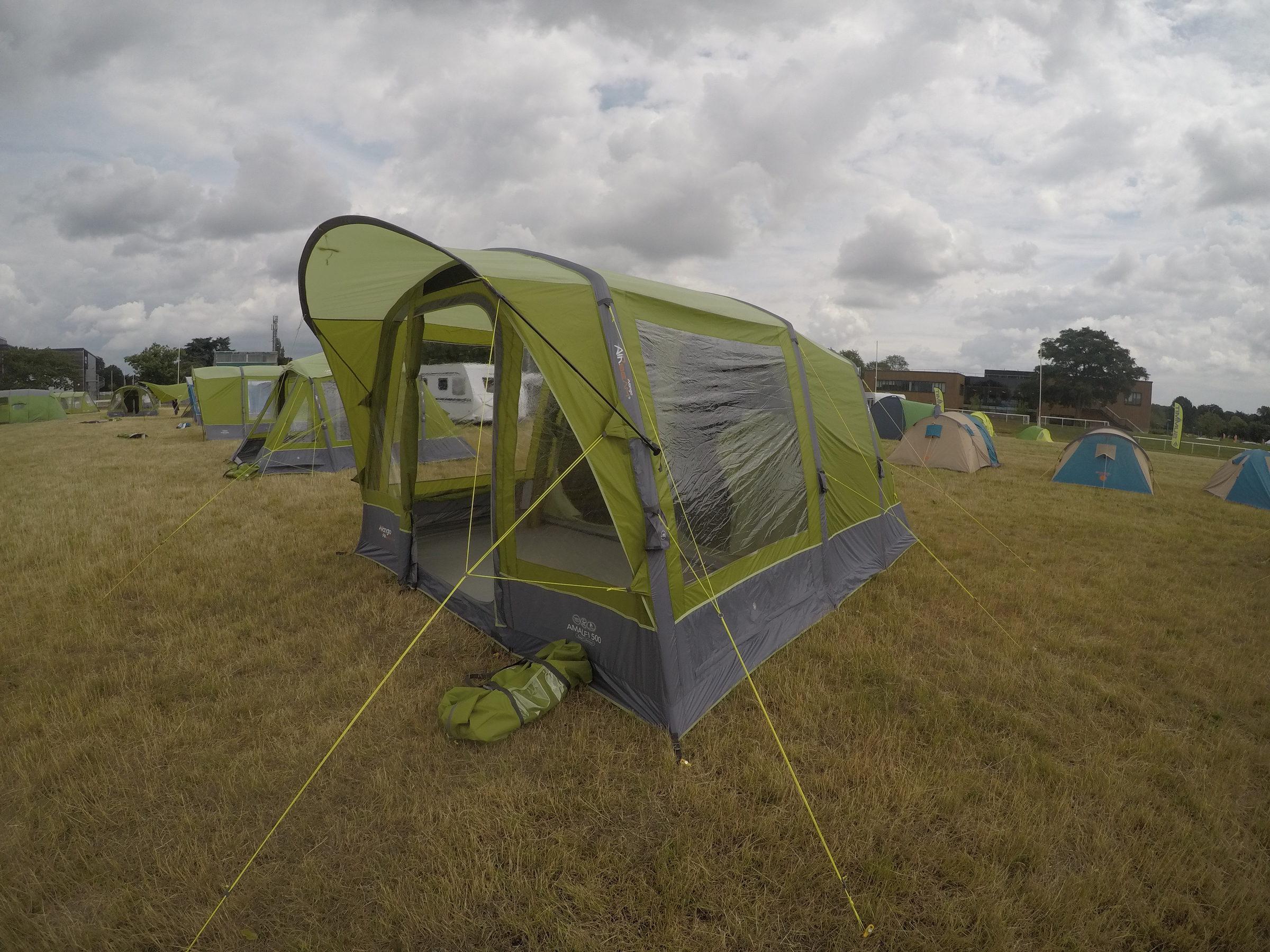 Vango Amalfi 500 Airbeam Tent 20181