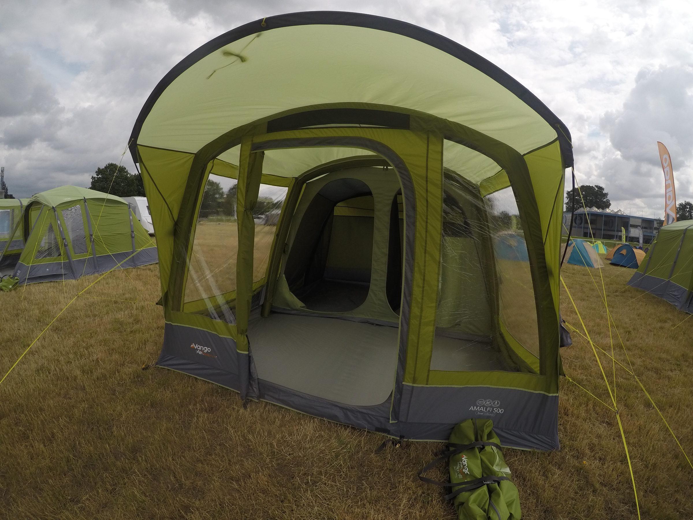 Vango Amalfi 500 Airbeam Tent 20182