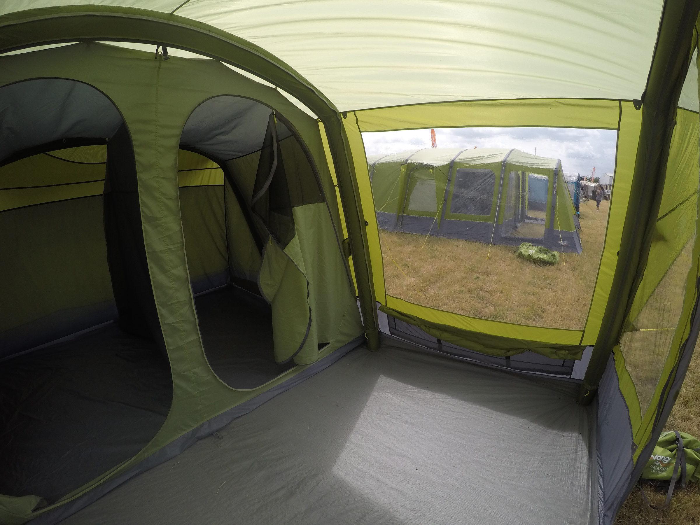 Vango Amalfi 500 Airbeam Tent 20185