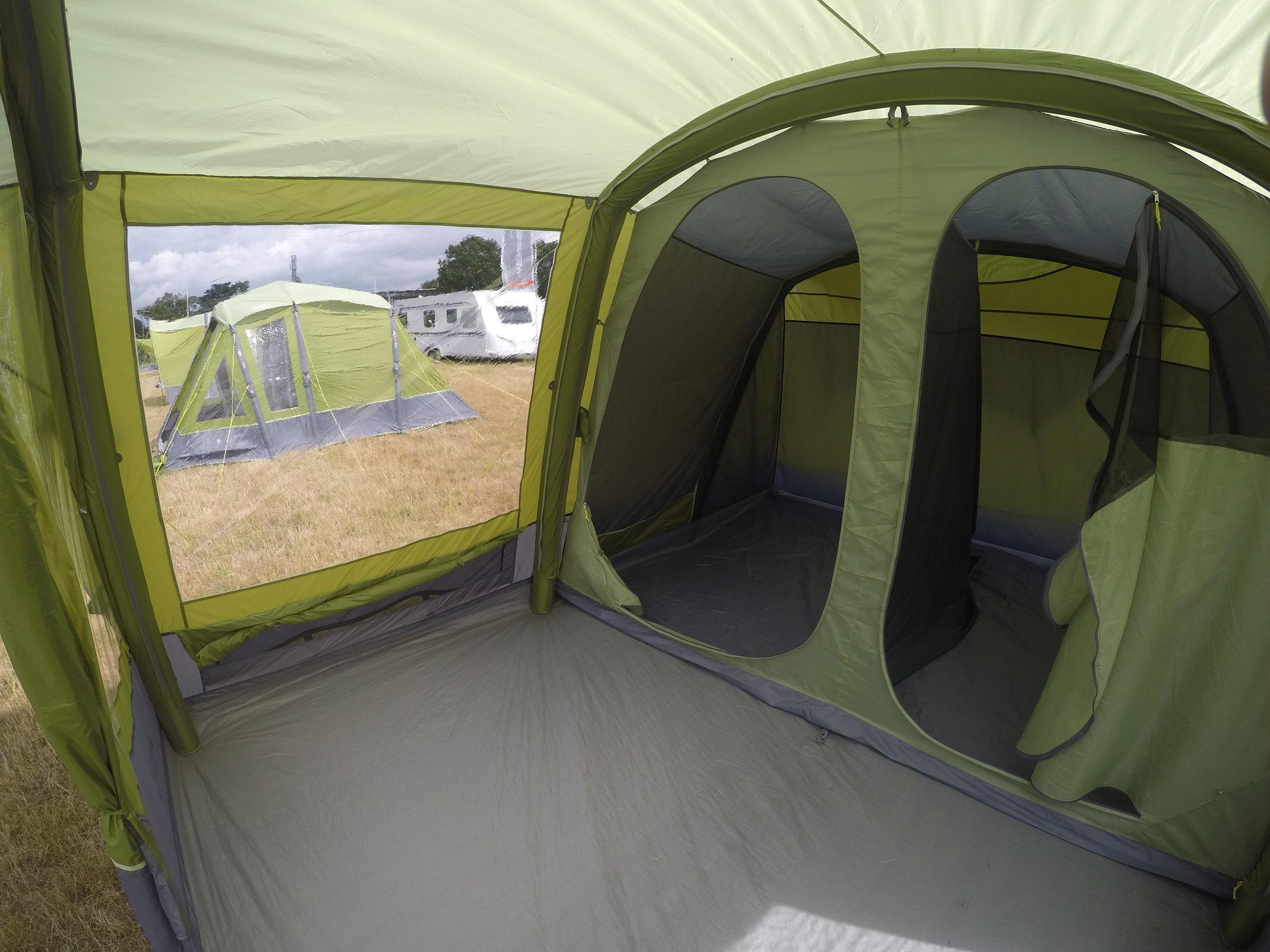 Vango Amalfi 500 Airbeam Tent 20186