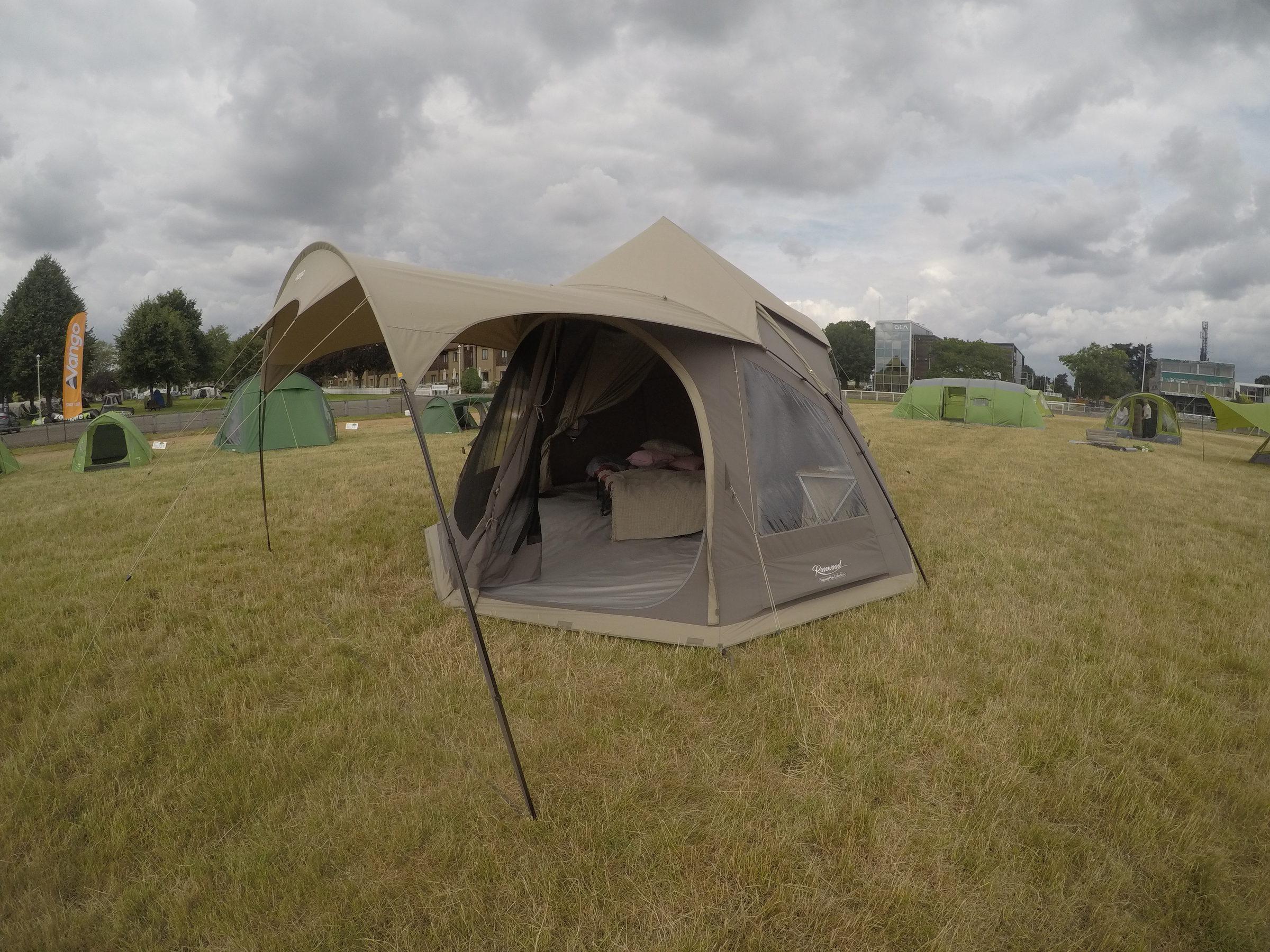 Vango Rosewood Tc Tipi Tent 20181
