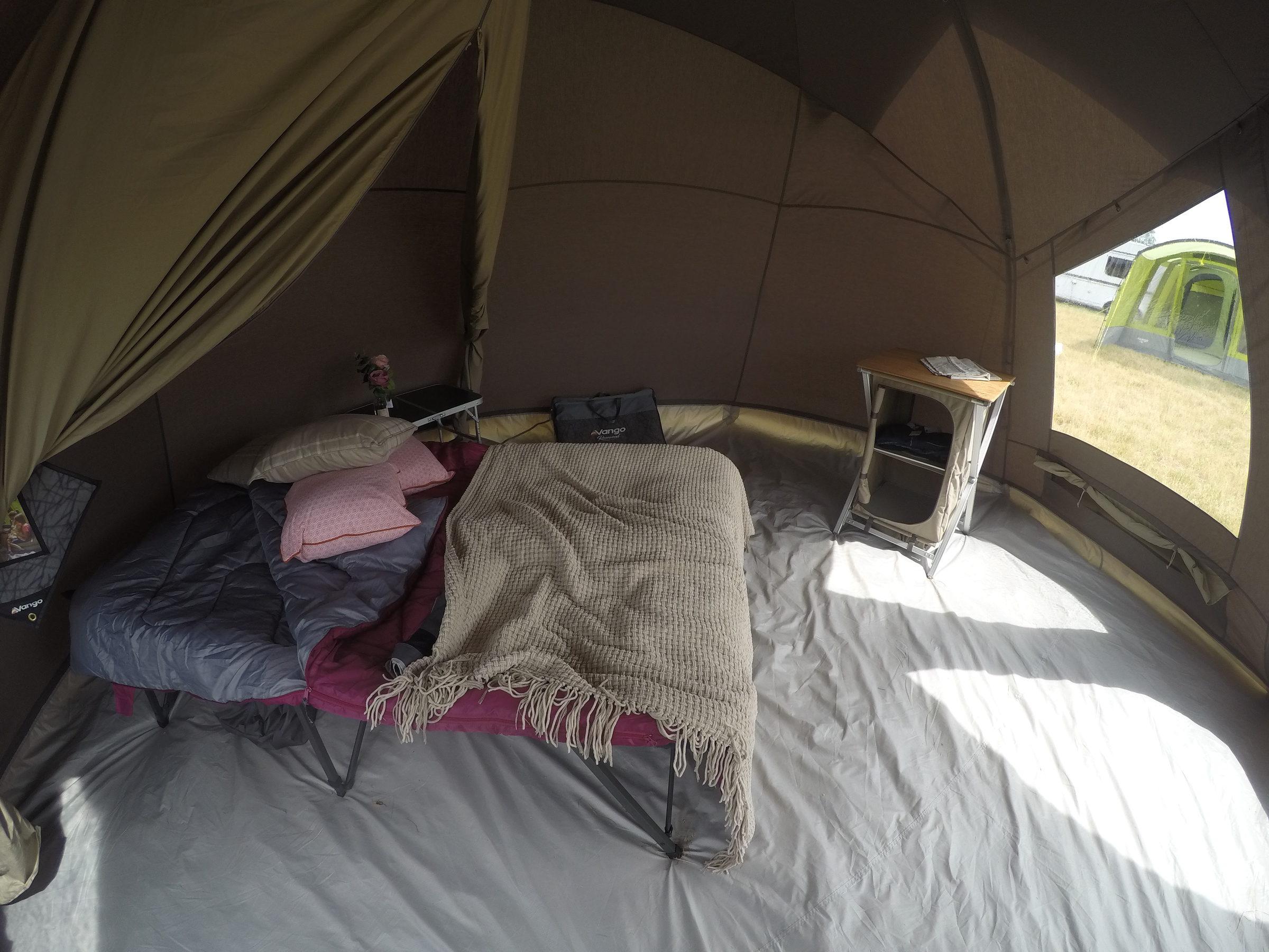 Vango Rosewood Tc Tipi Tent 20188