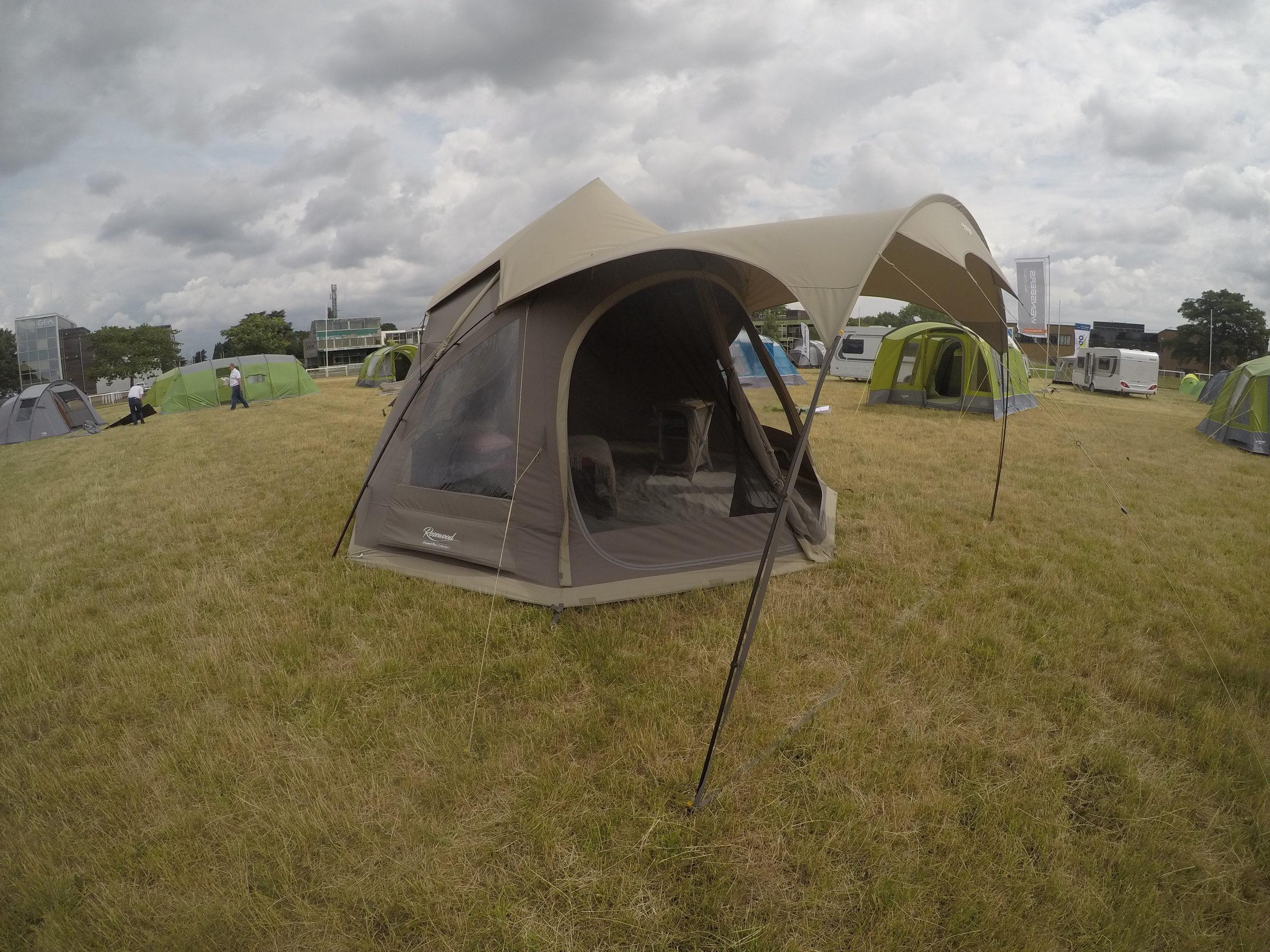 Vango Rosewood Tc Tipi Tent 20189