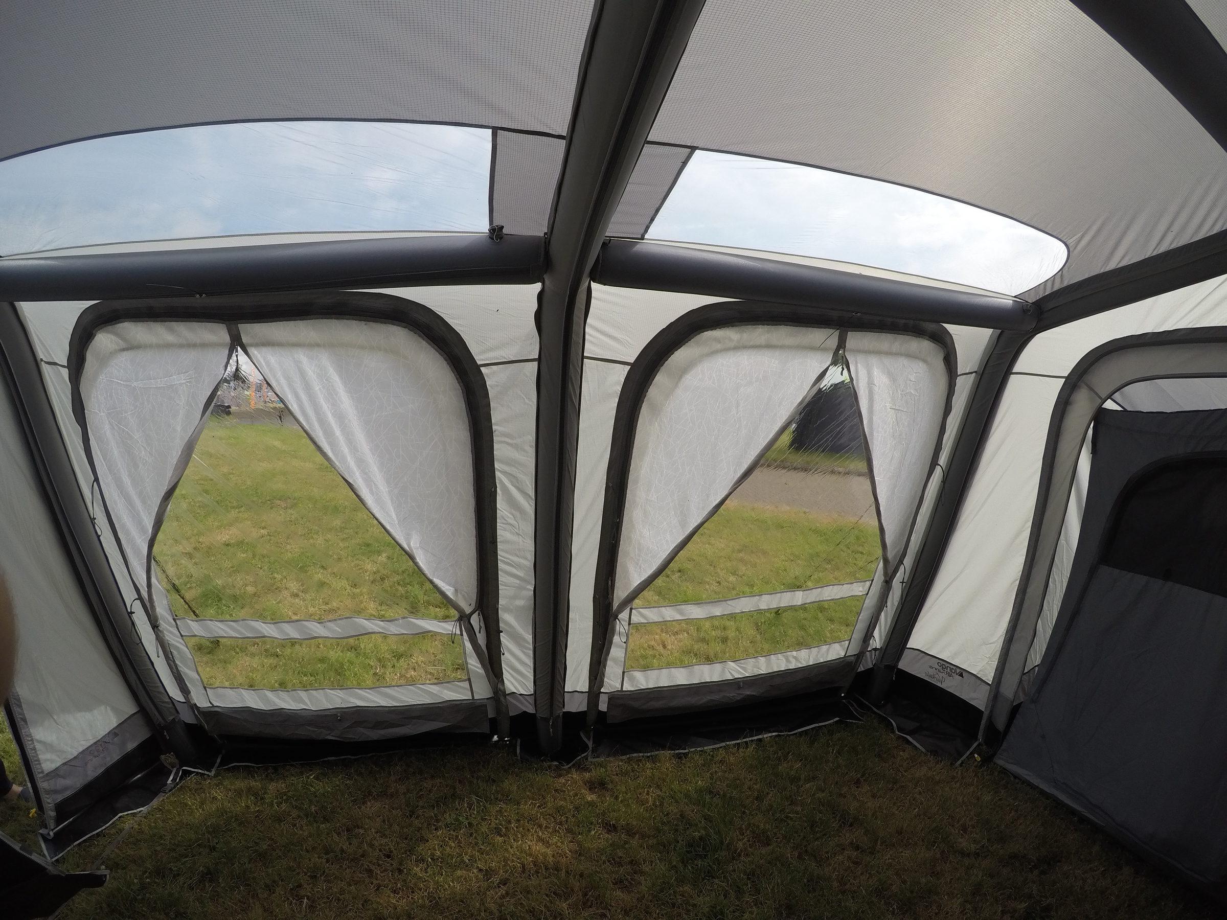 Vango Varkala III 360 Internal forward facing