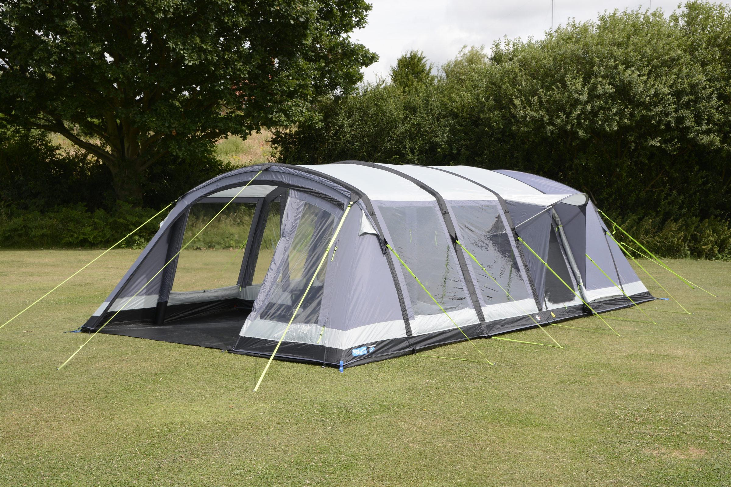 Kampa Croyde 6 Air Pro tent 2018