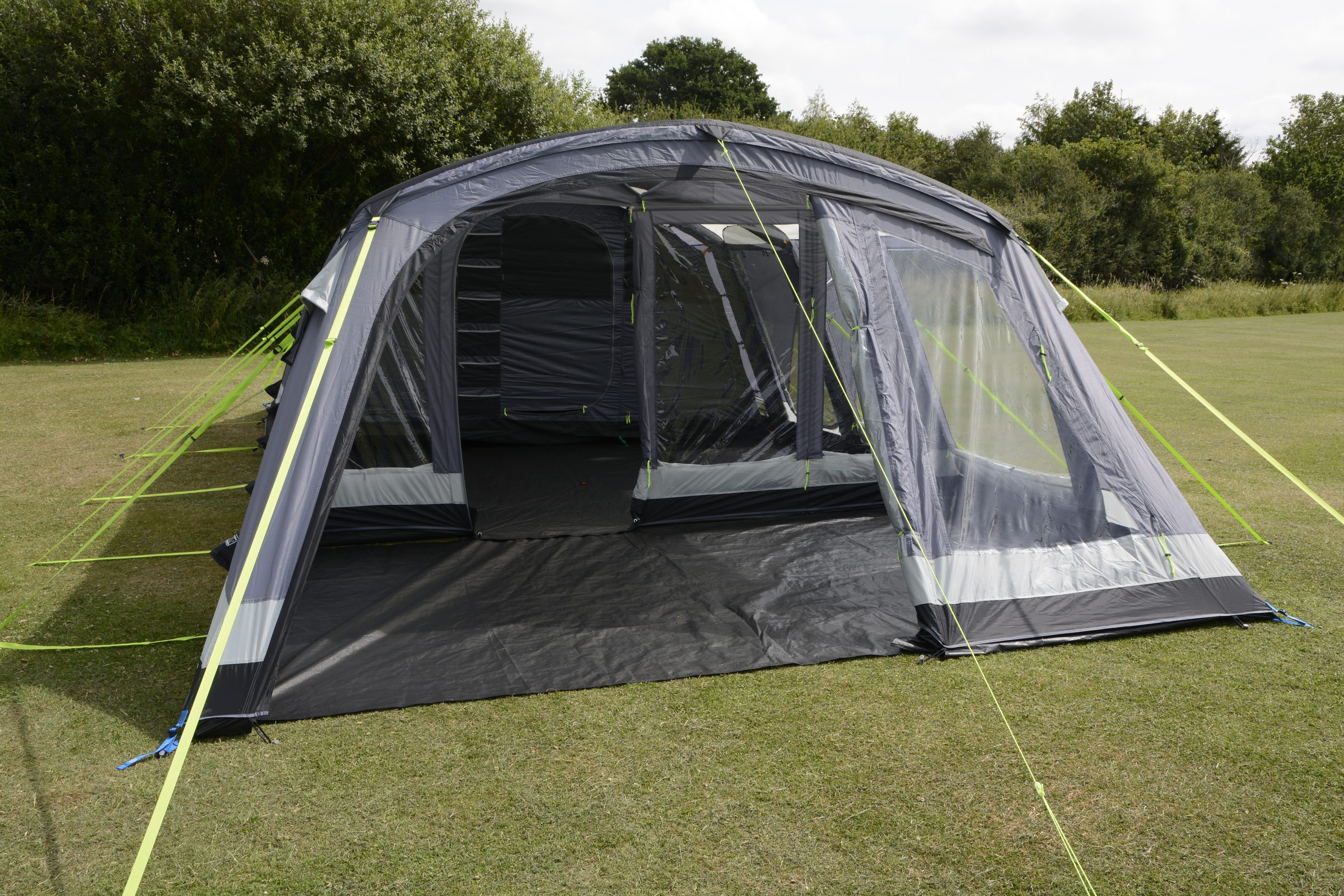 Kampa Croyde 6 Air Pro Tent front