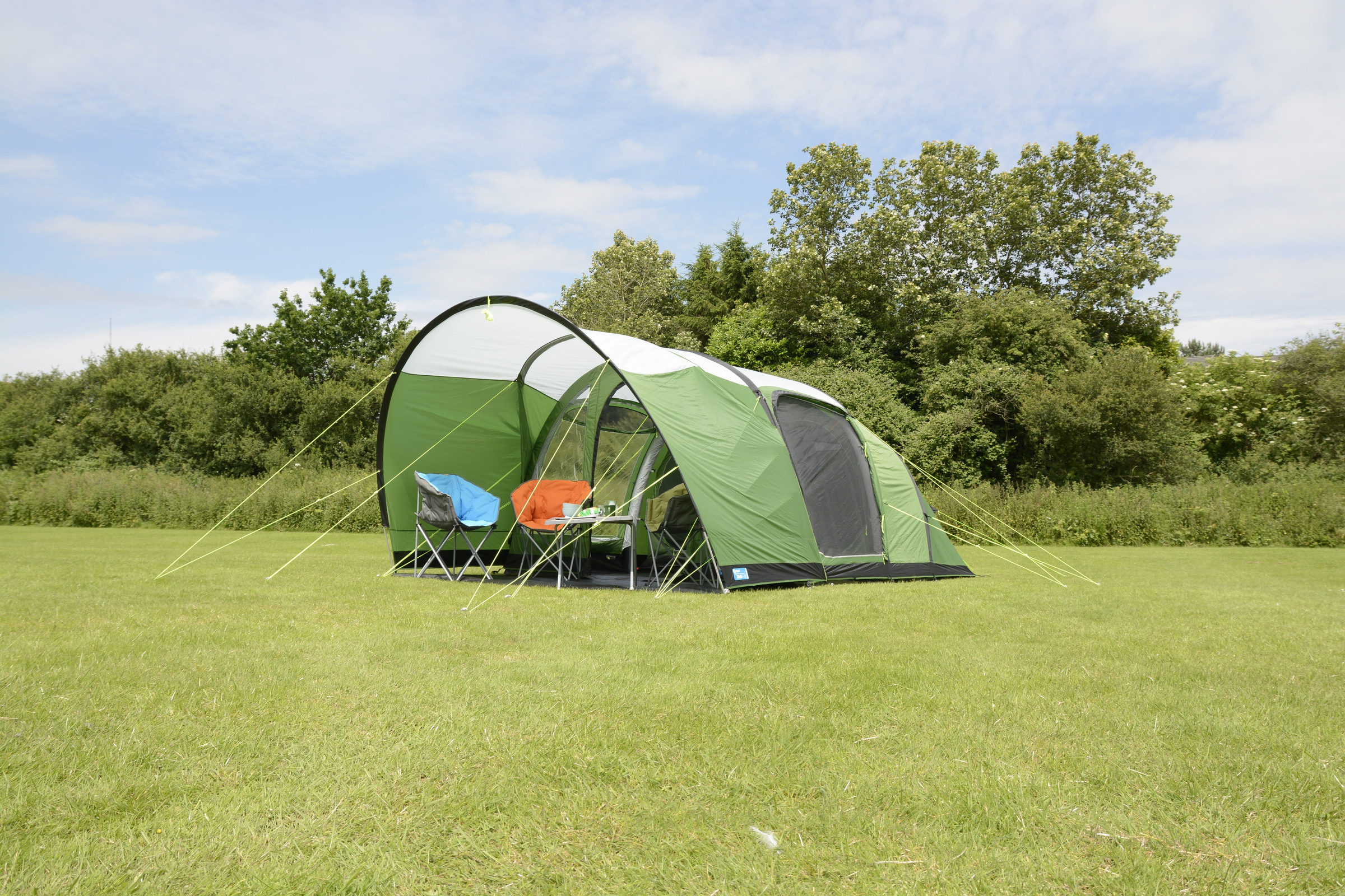 Kampa Brean 4 Air Tent 2018