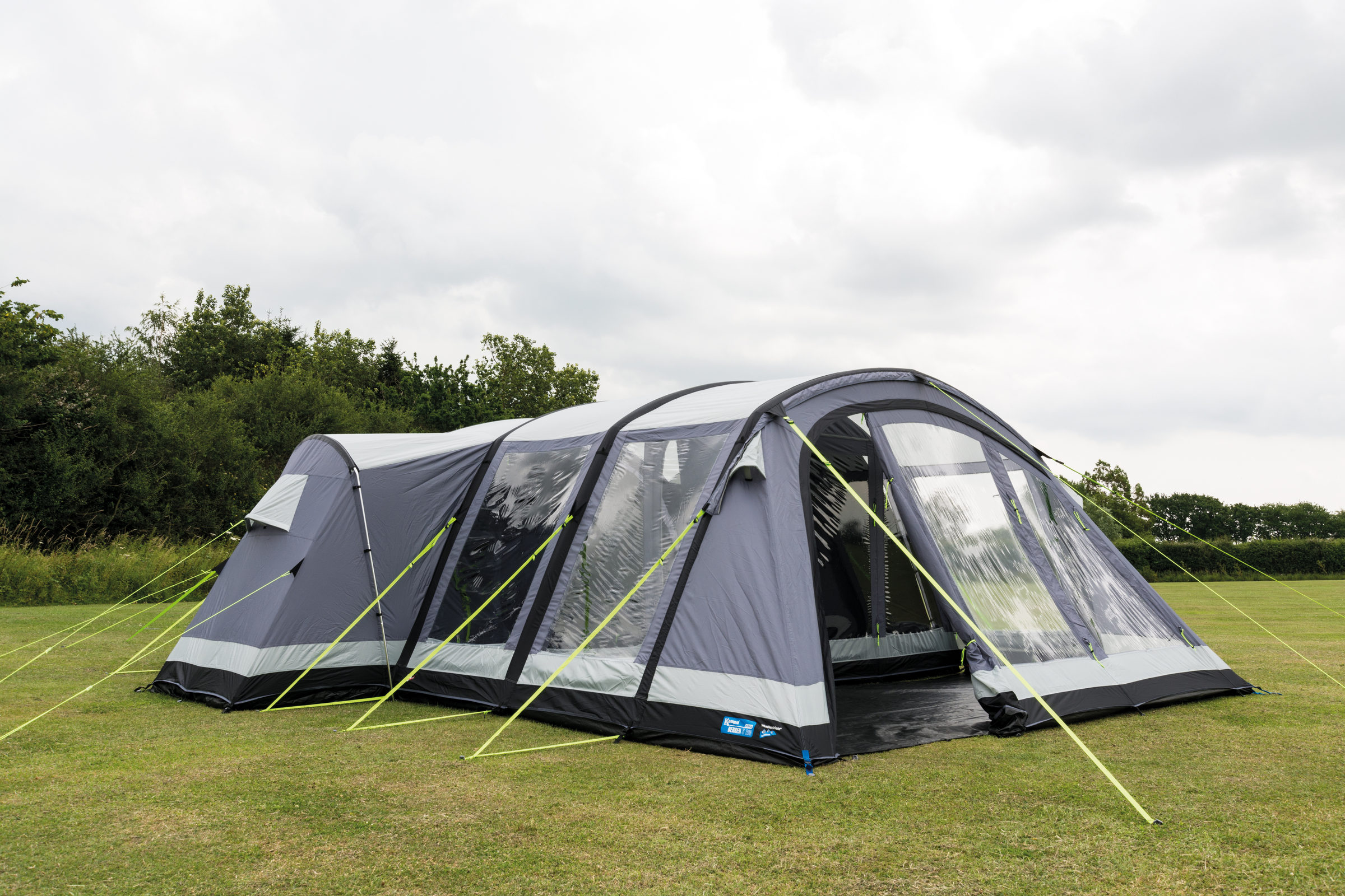 Kampa Bergen 6 Air pro tent 2018