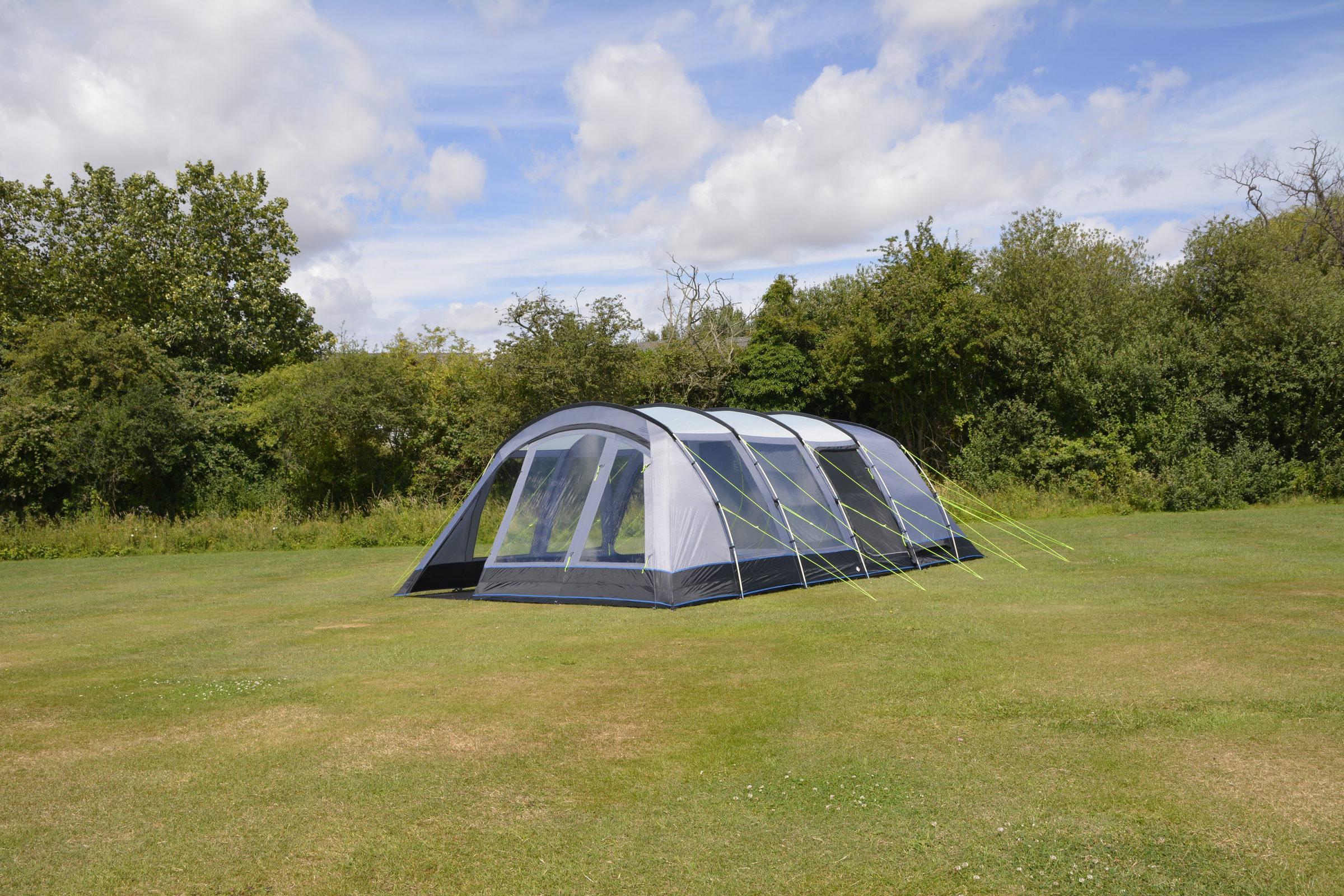 Kampa Texel 6 Poled Tent