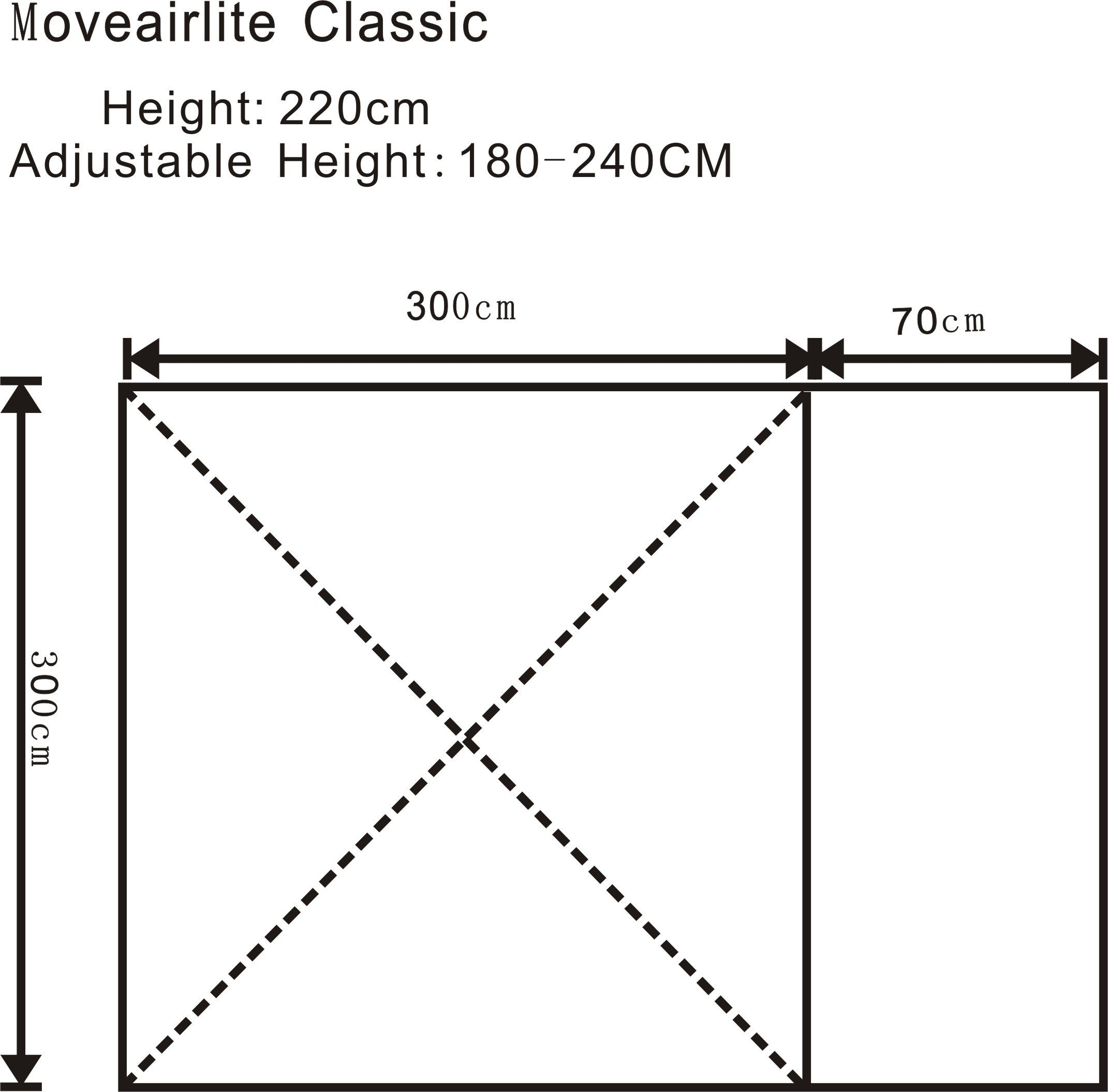 Moveairlite Classic
