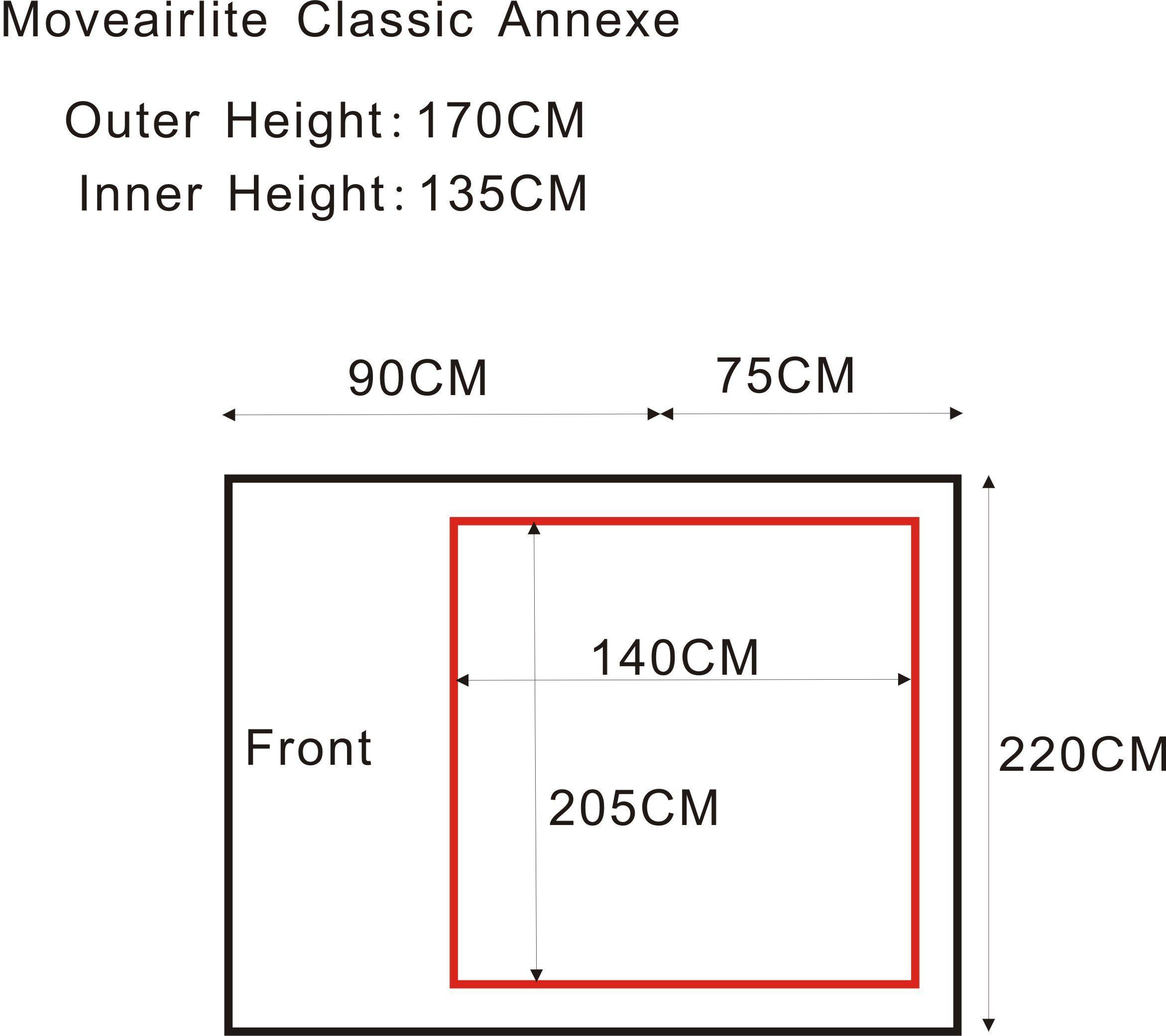 Moveairlite Classic Annexe
