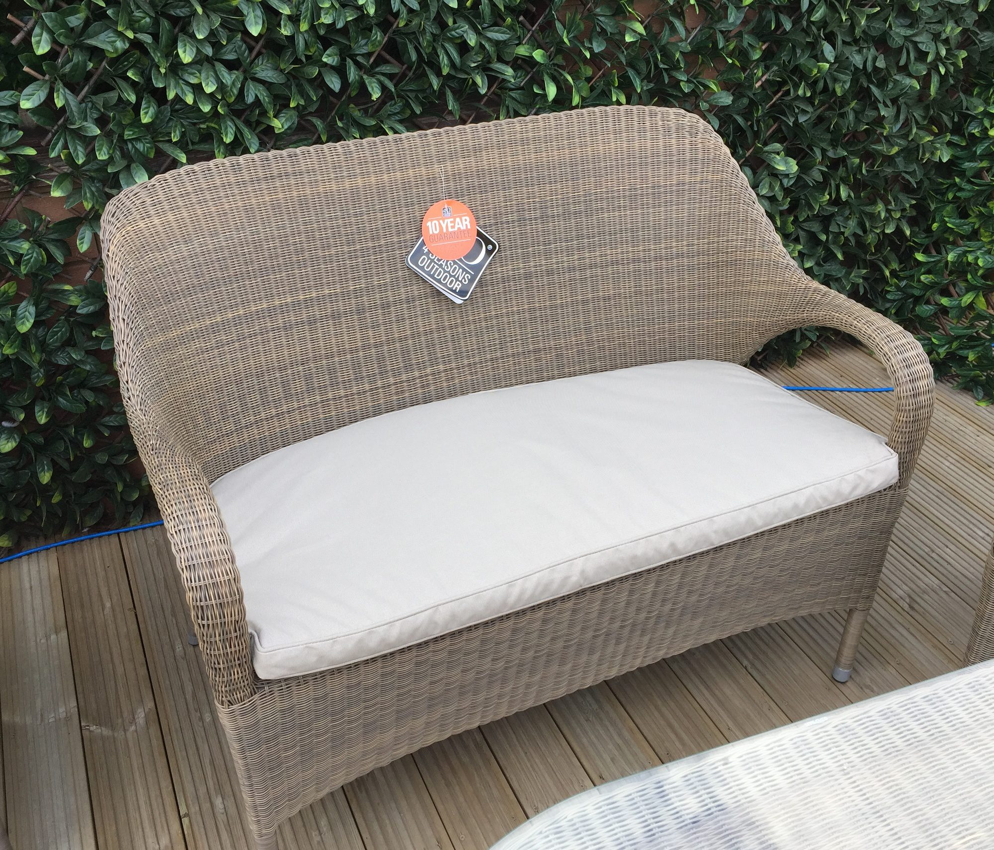 4 Seasons Outdoor Sussex Lounge Set 5