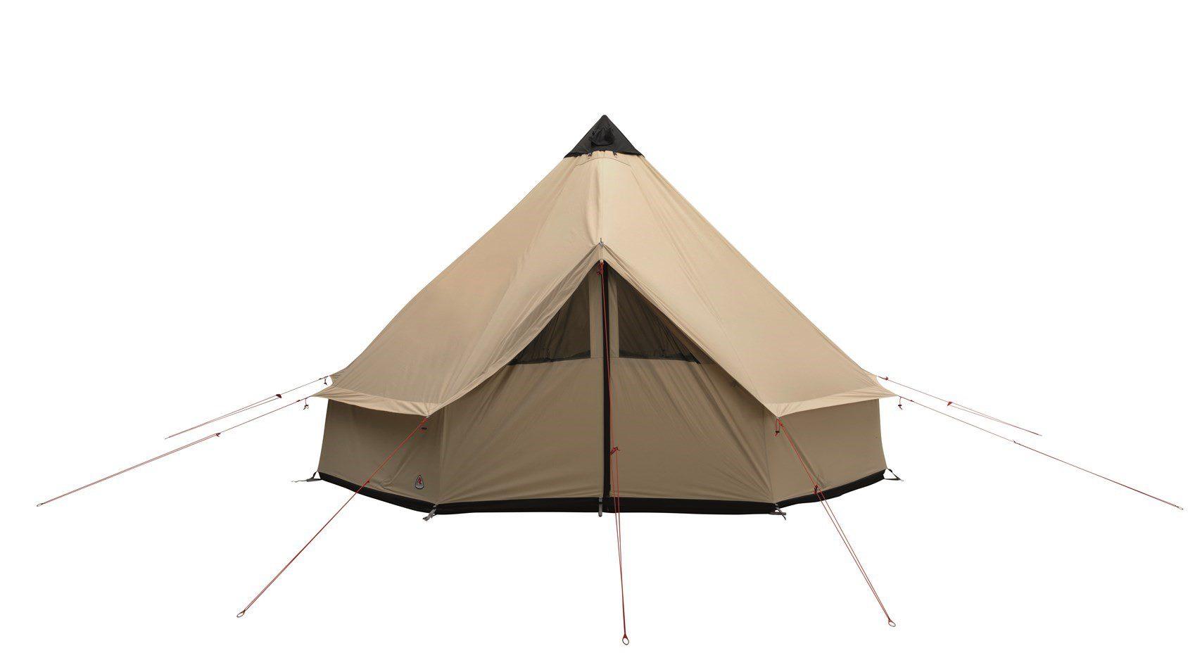 Robens Klondike Grande Tipi Tent front view 2018
