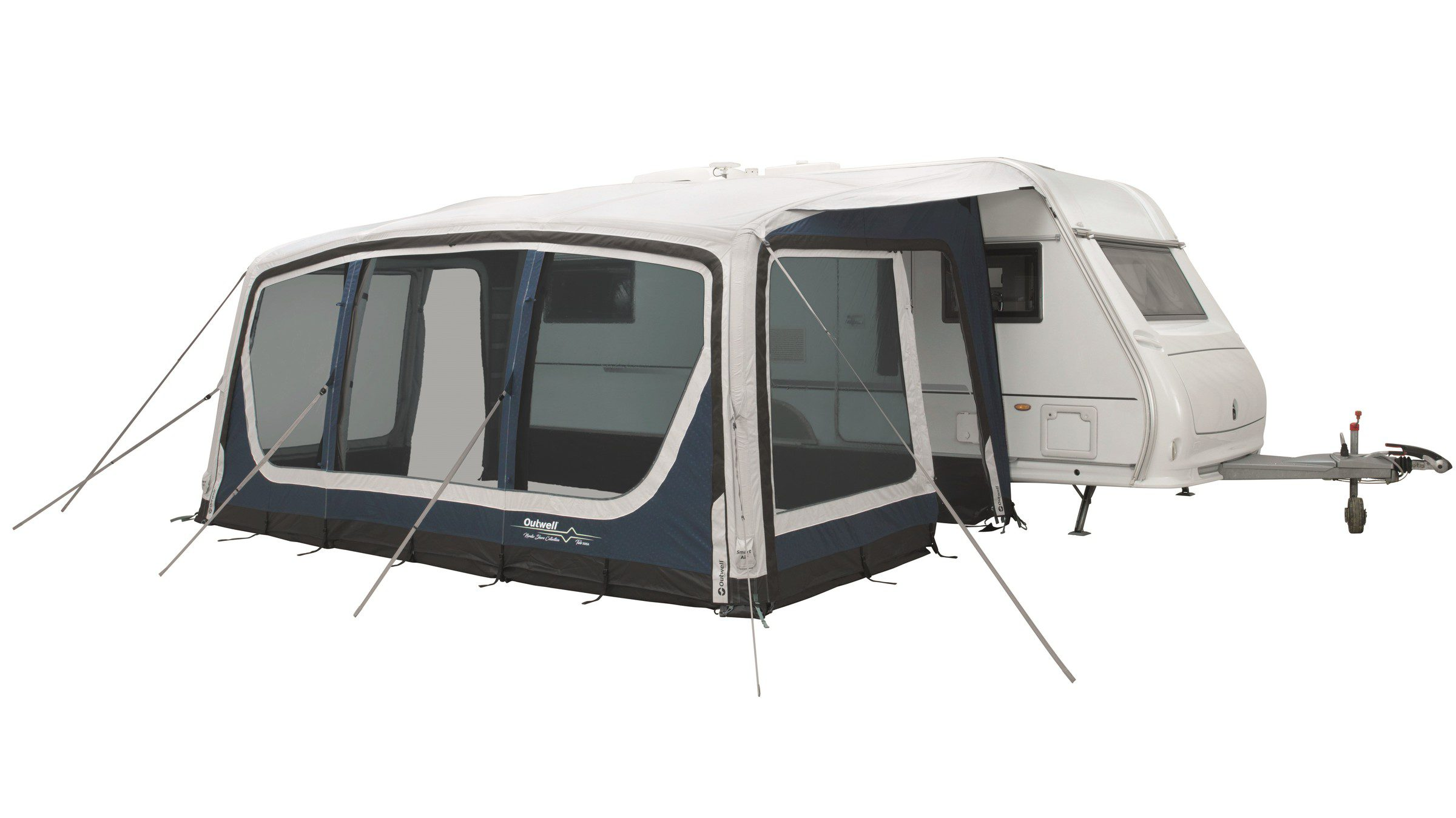 Outwell Tide 500SA awning 2018  sc 1 st  Norwich C&ing & Outwell Tide 500SA Porch Awning 2018 | Caravan Awnings | Norwich ...