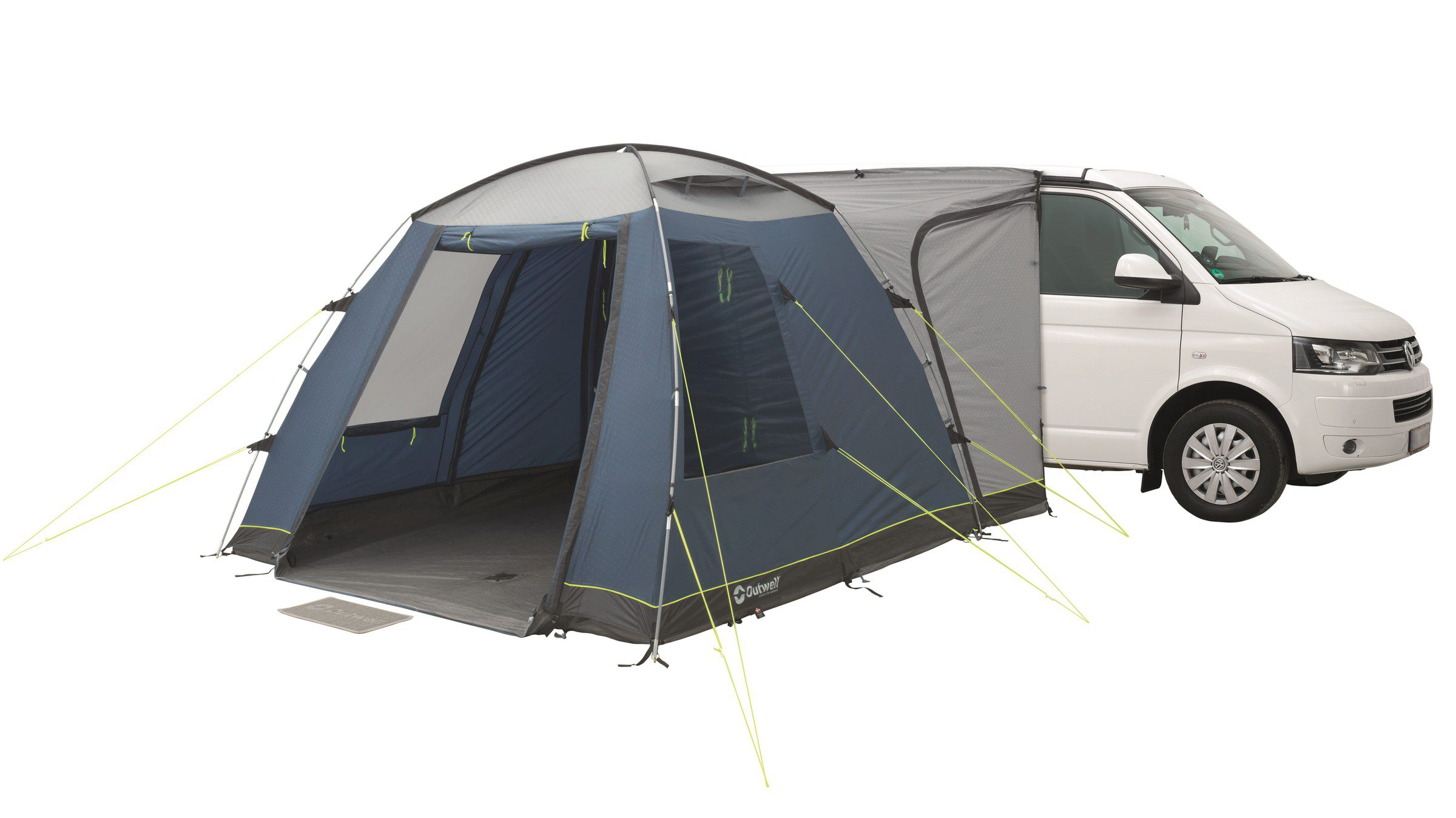 Outwell Milestone Driveaway awning 2018