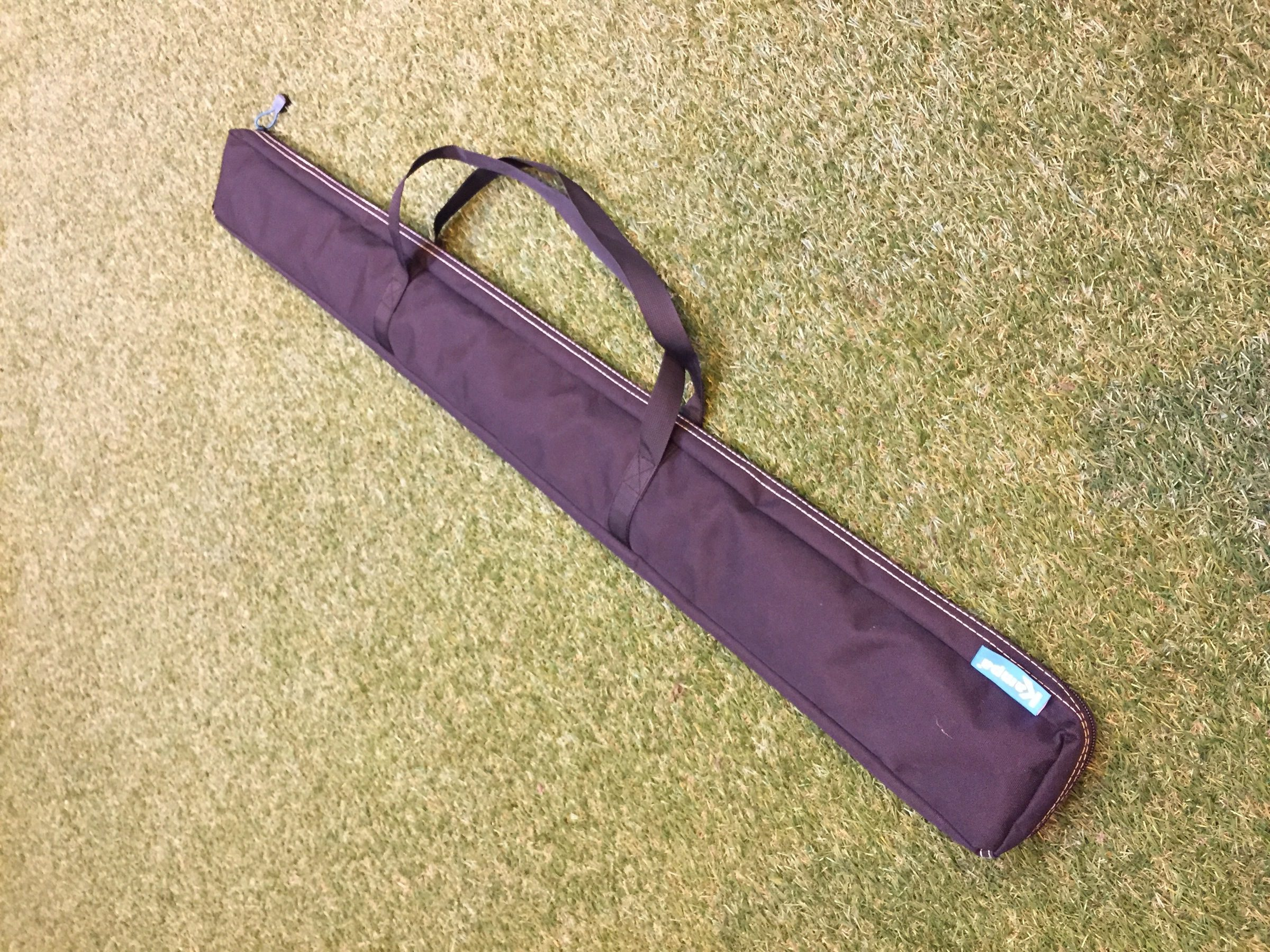 Kampa Deluxe Upright Rear Pole Bag 2