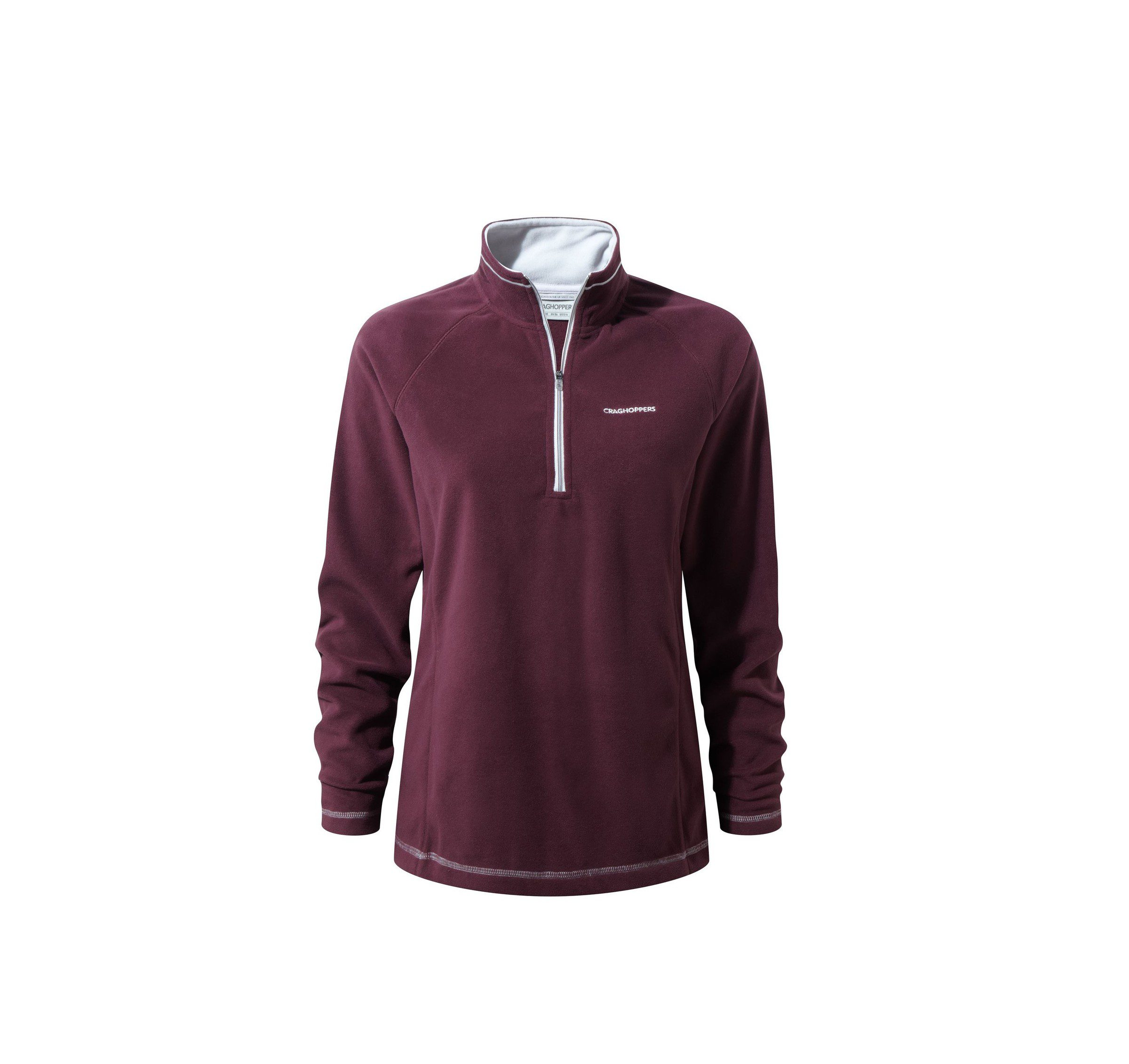 Craghoppers Seline Half Zip Fleece - Winterberry