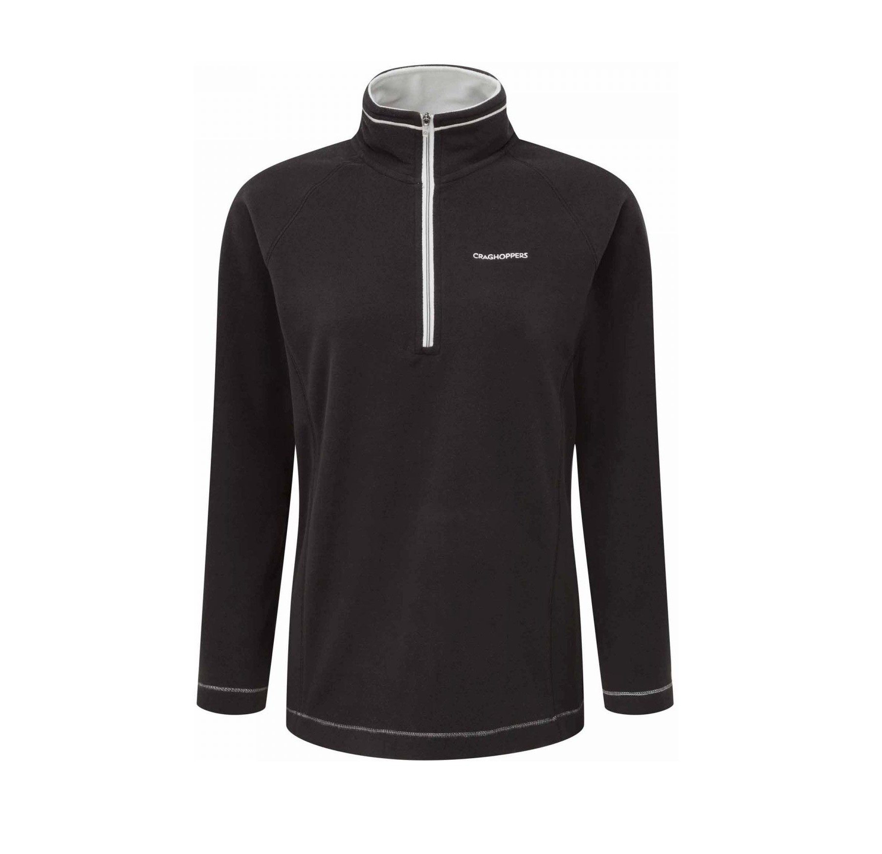 Craghoppers Seline Half Zip Fleece - Black