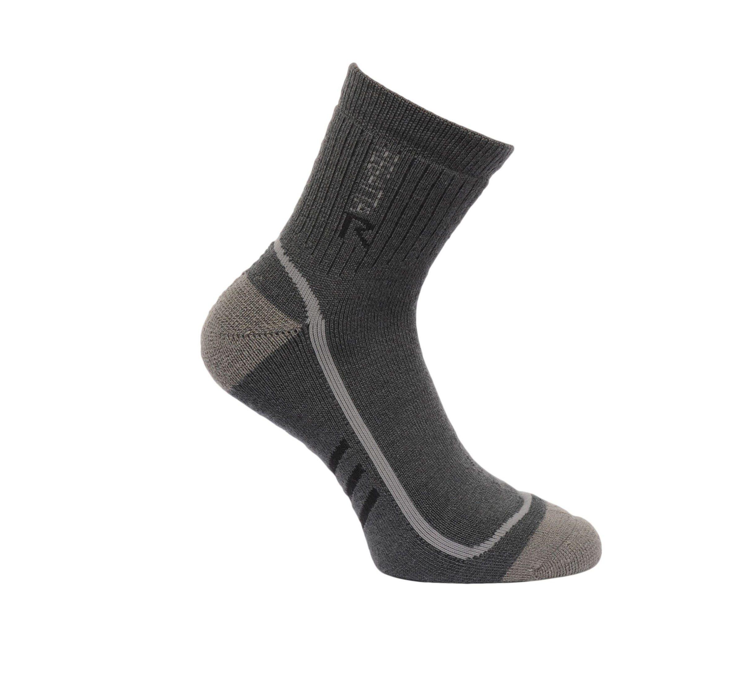 Regatta Men's Trek and Trail Sock - Iron