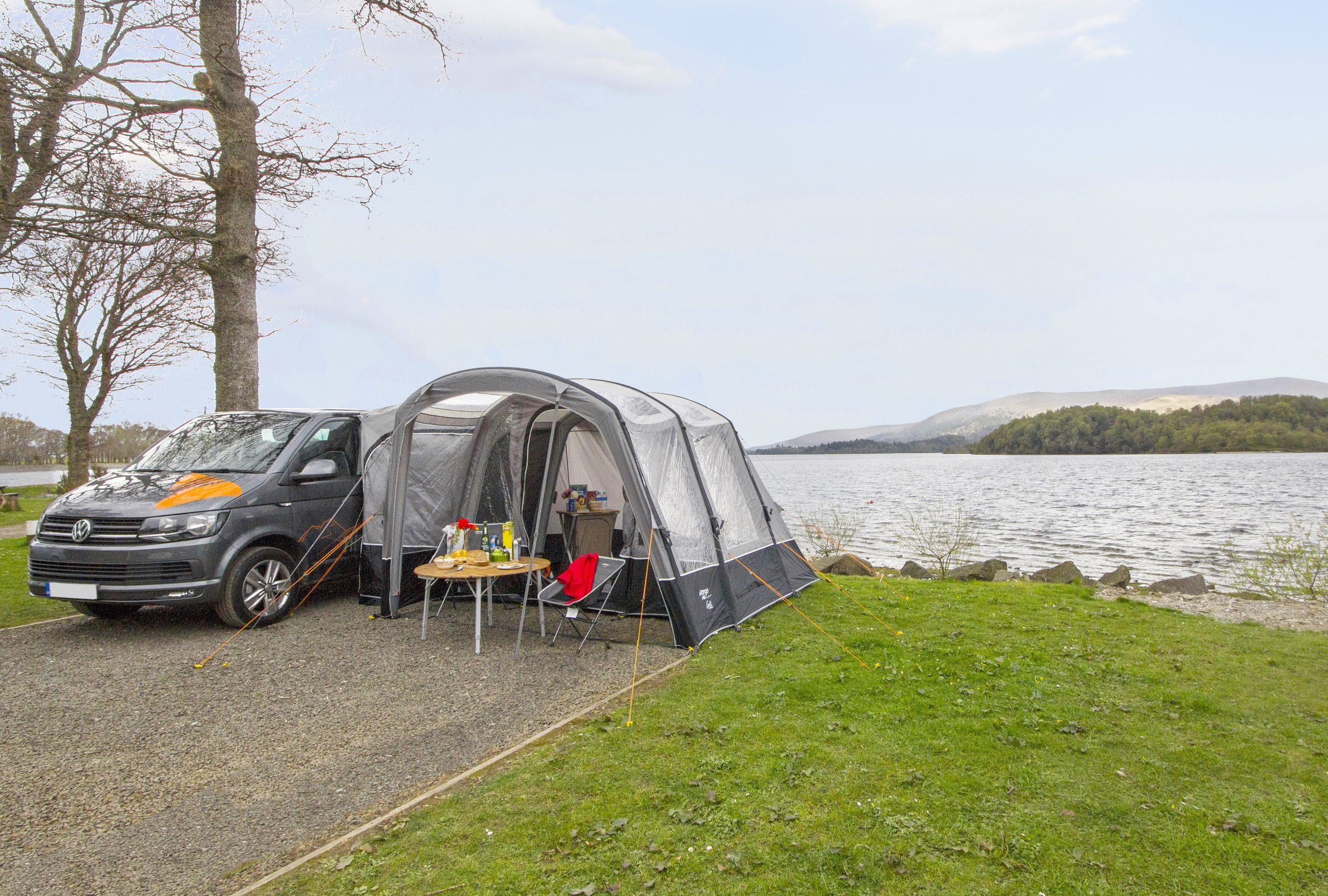 Vango Galli Compact Drive Away Awning 2018