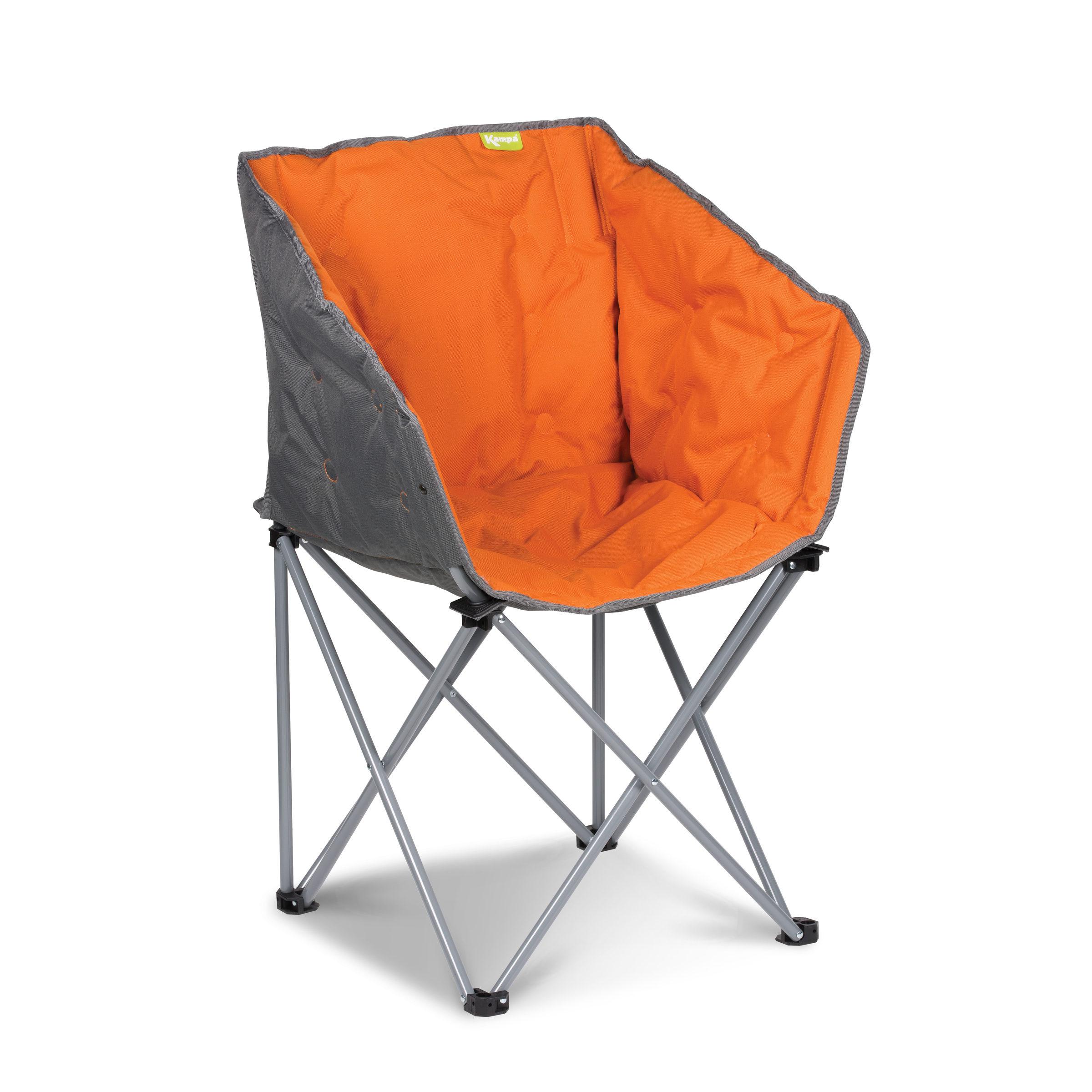 Kampa Tub Chair Burnt Orange FT0052