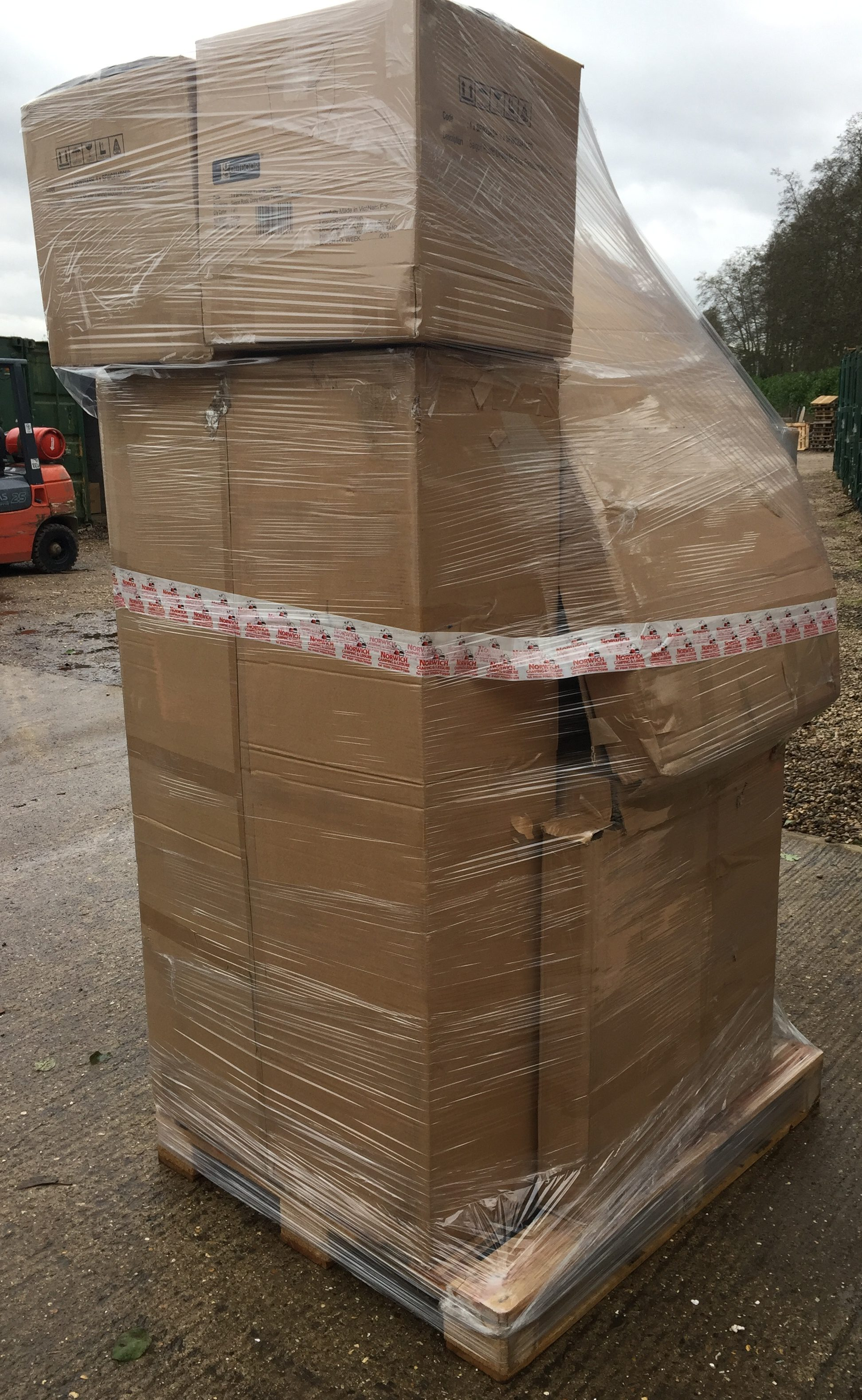 Pallet Delivery