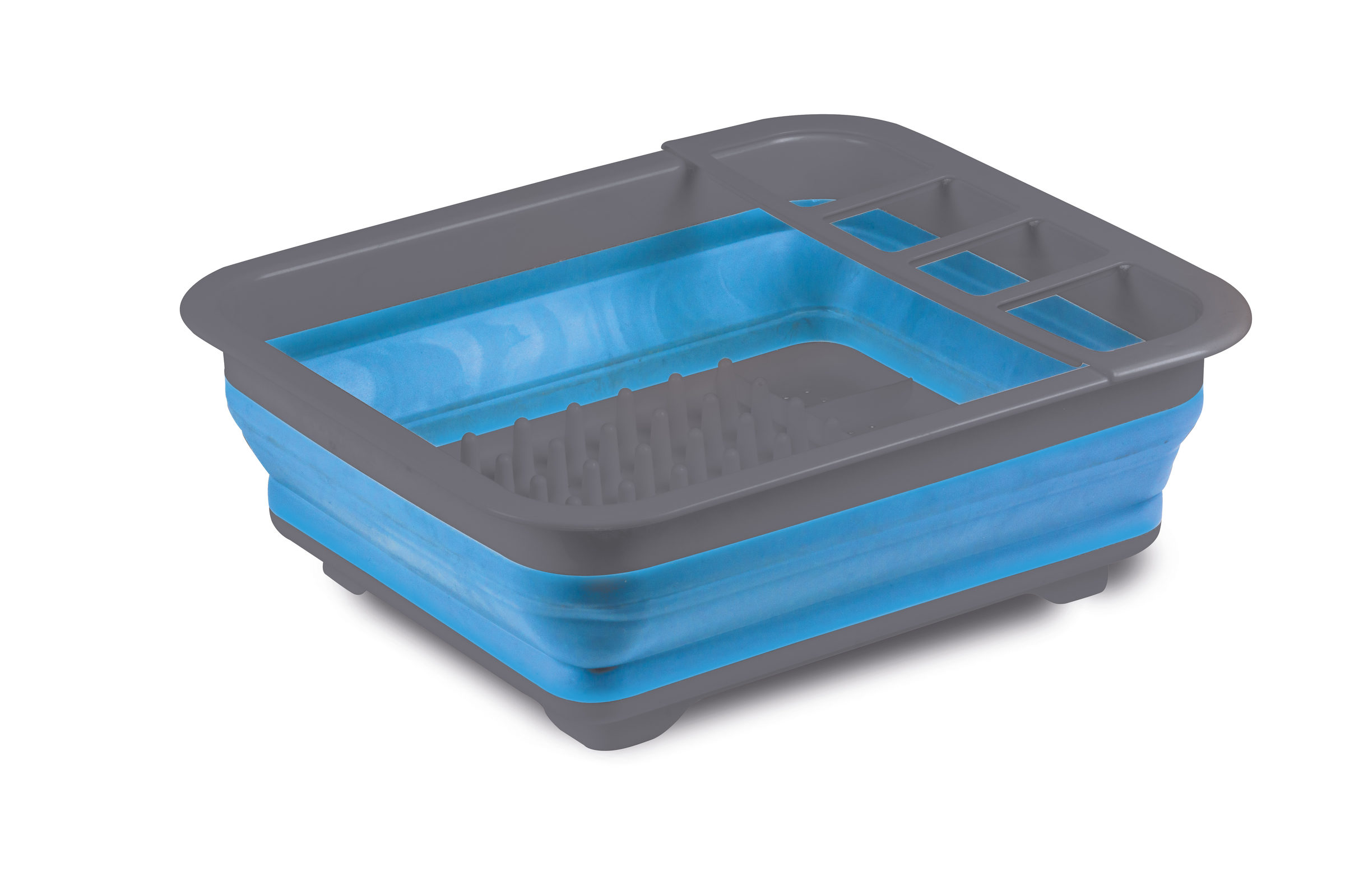 Kampa Collapsible Drainer Blue