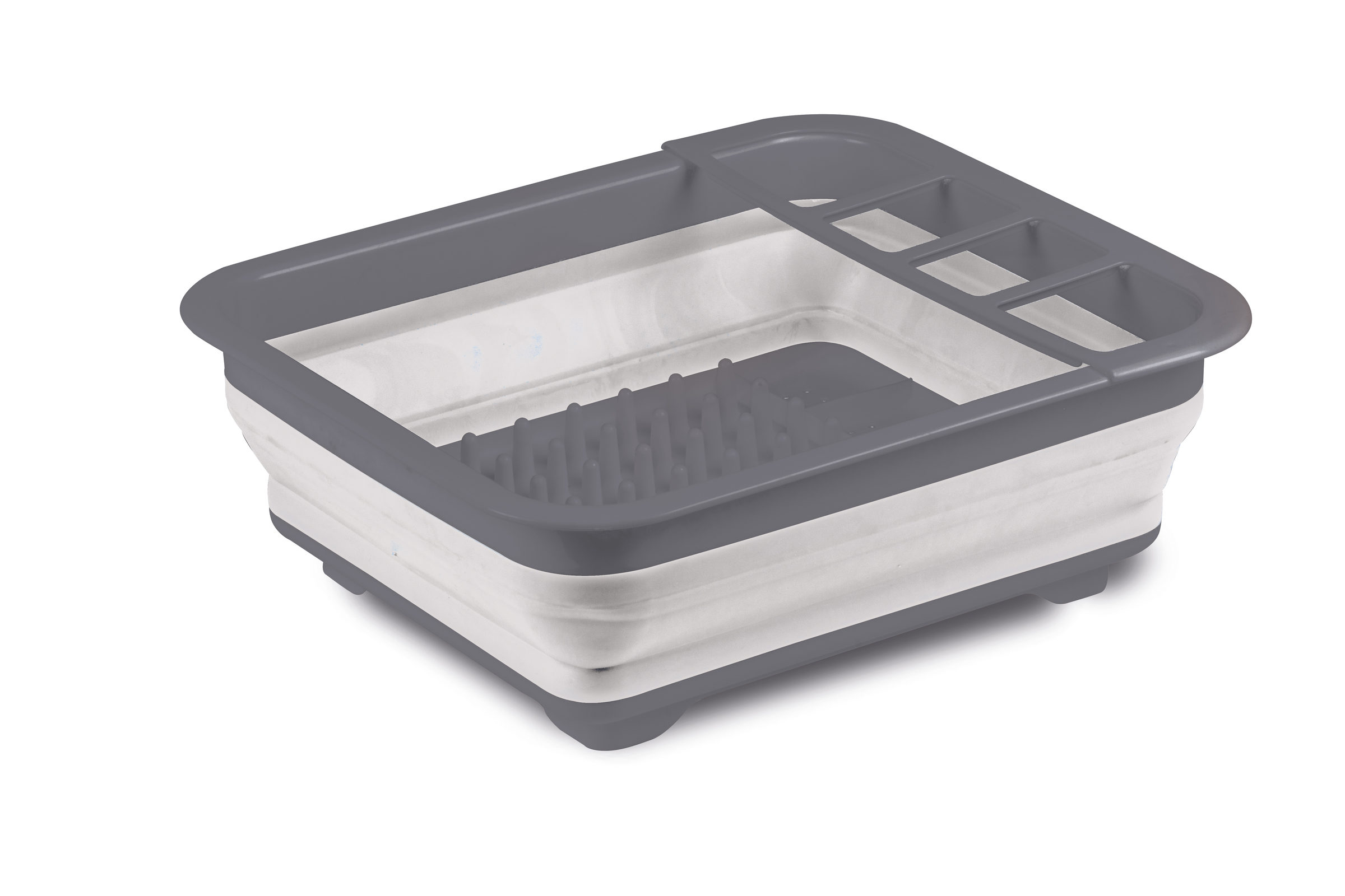 Kampa Collapsible Drainer Grey