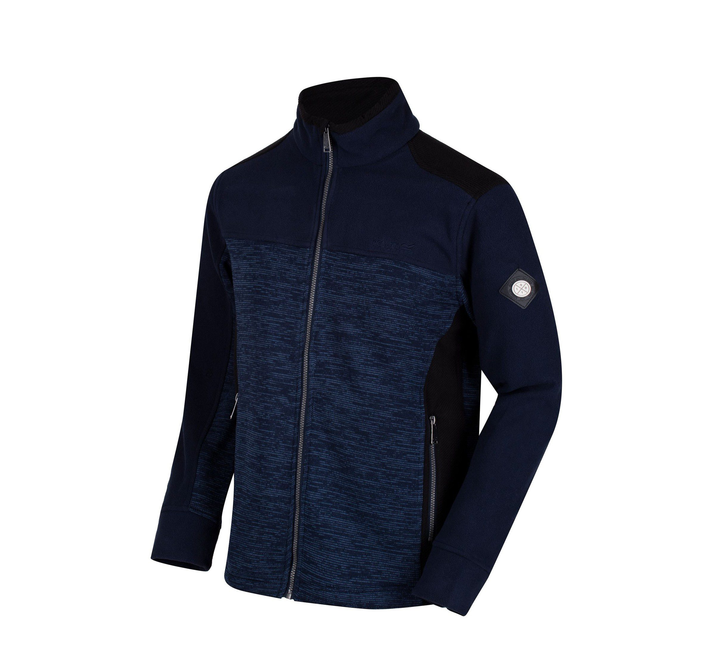 Regatta Zendon Fleece Jacket - Navy