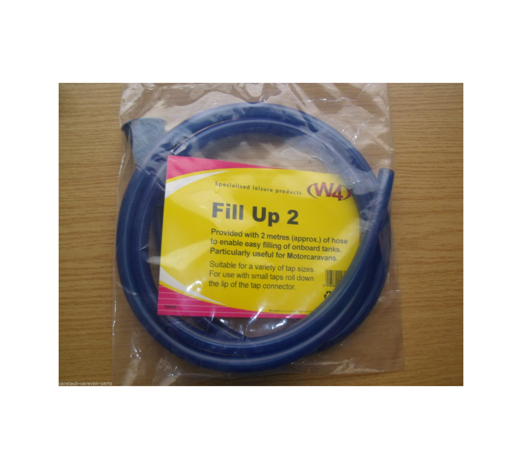 W4 Fill up 2, 2m hose