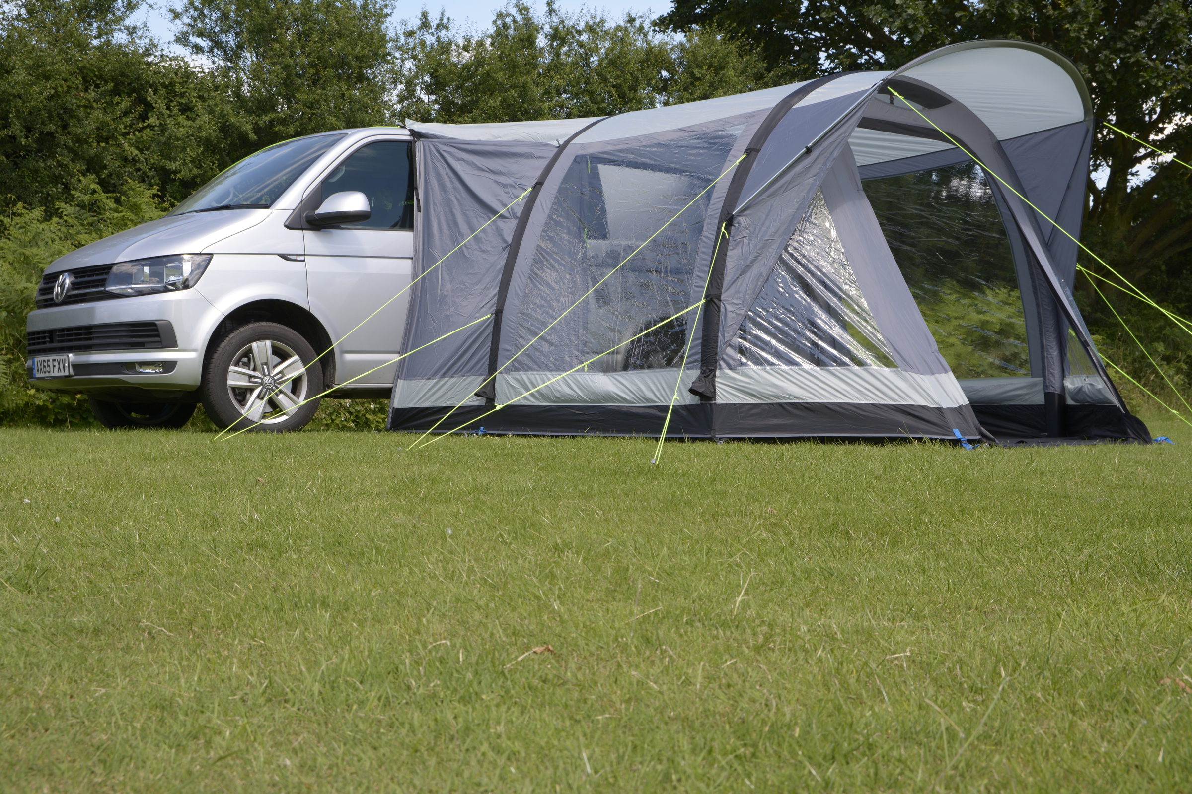 kampa action air awning